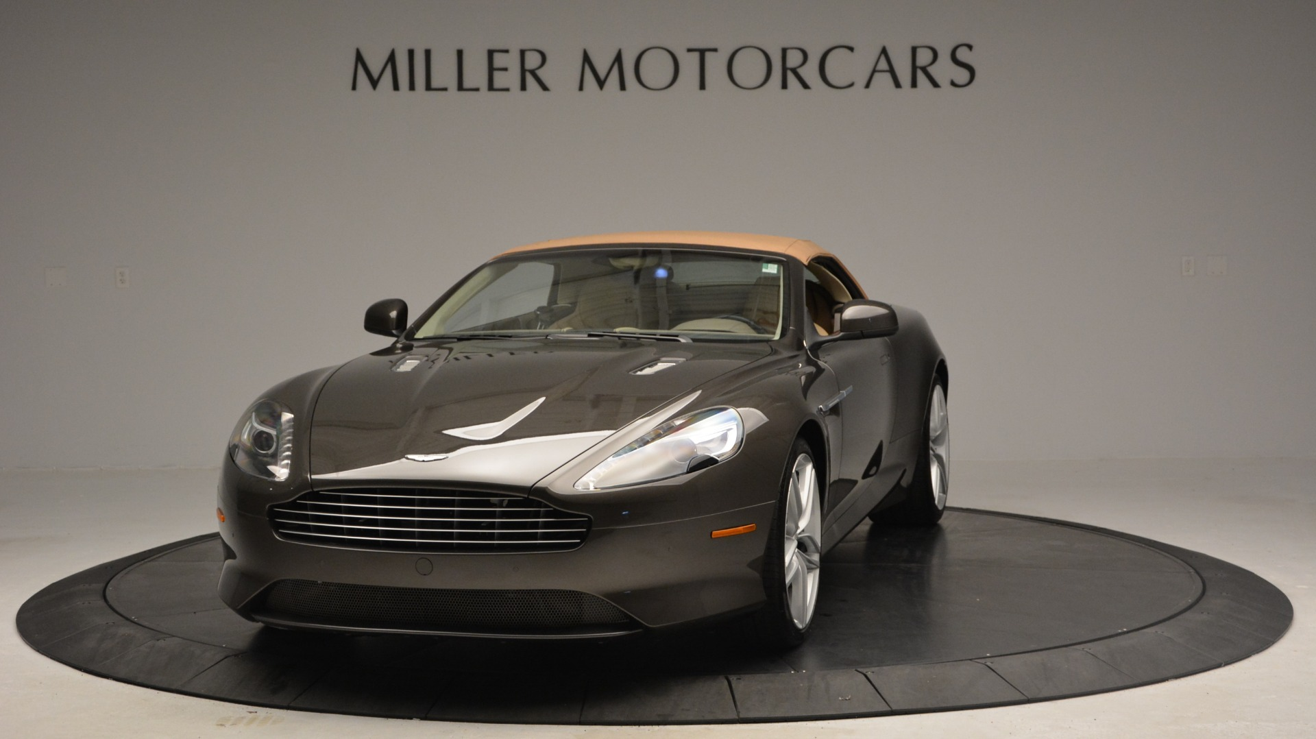 Used 2012 Aston Martin Virage Convertible For Sale In Westport, CT 3351_p14