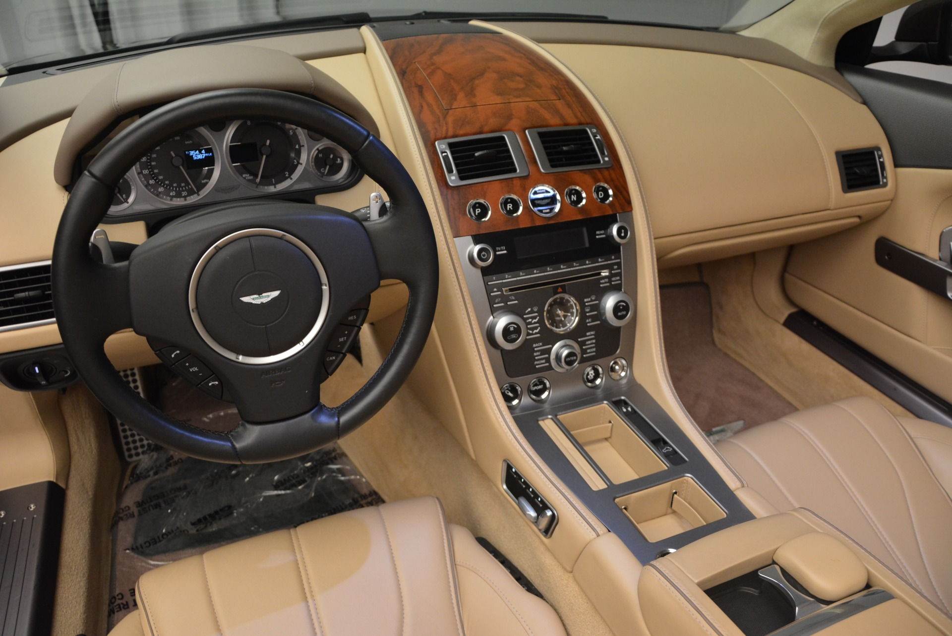 Used 2012 Aston Martin Virage Convertible For Sale In Westport, CT 3351_p22