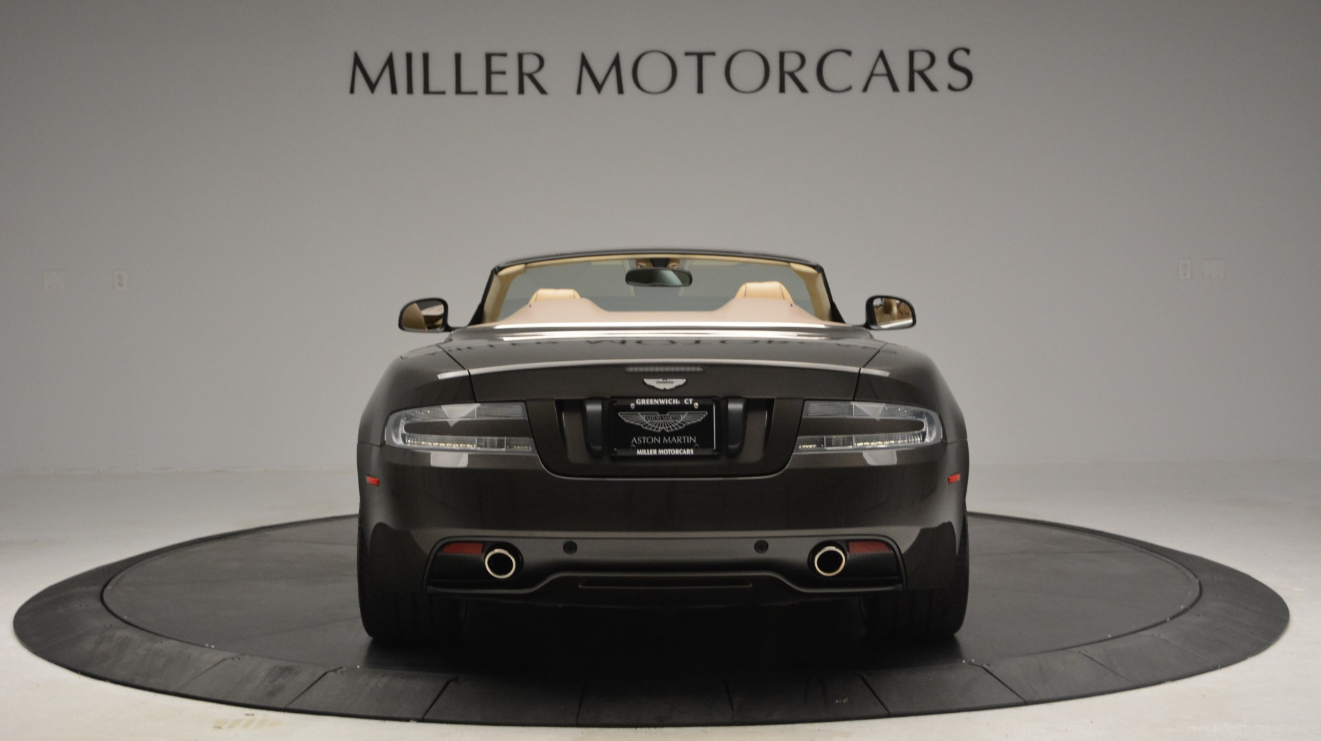 Used 2012 Aston Martin Virage Convertible For Sale In Westport, CT 3351_p6