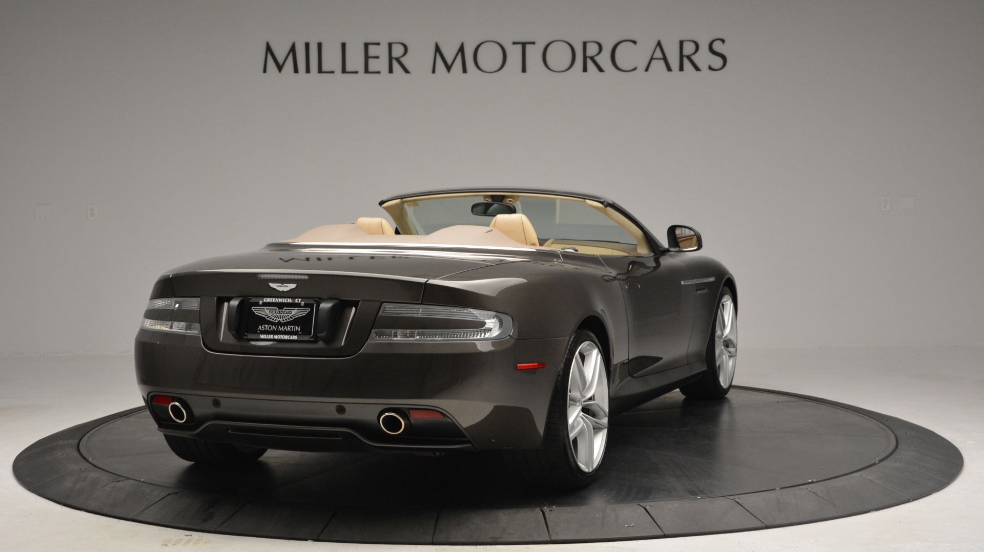 Used 2012 Aston Martin Virage Convertible For Sale In Westport, CT 3351_p7