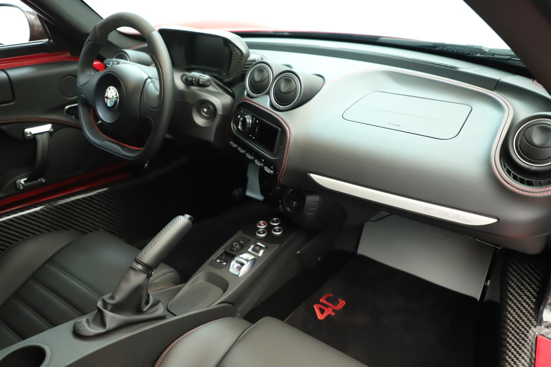 Used 2015 Alfa Romeo 4C  For Sale In Westport, CT 3352_p17