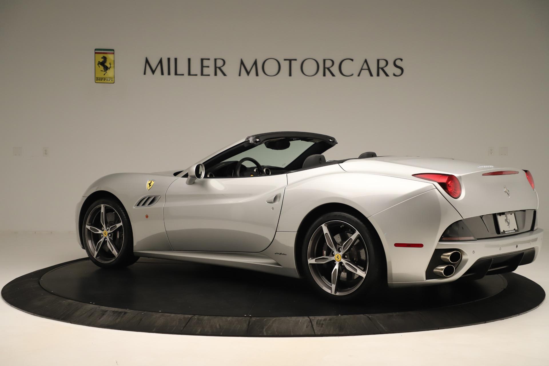 Used 2014 Ferrari California 30 For Sale In Westport, CT 3355_p4