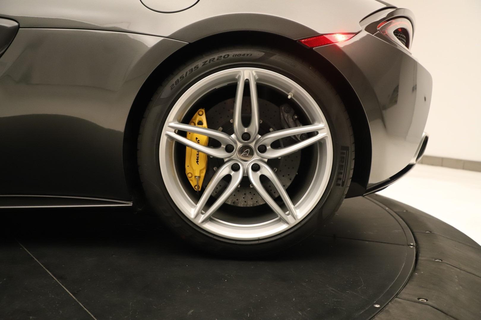 Used 2017 McLaren 570S Coupe For Sale In Westport, CT 3361_p21