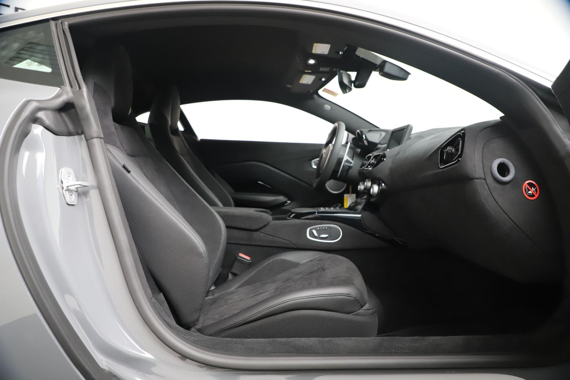 New 2020 Aston Martin Vantage V8 For Sale In Westport, CT 3368_p14