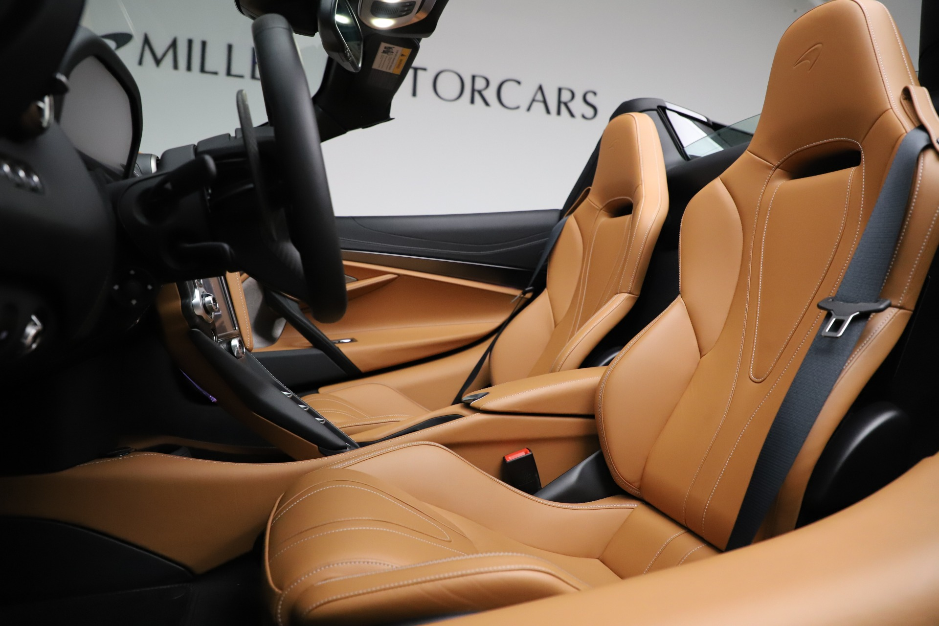 New 2020 McLaren 720S Convertible For Sale In Westport, CT 3370_p24