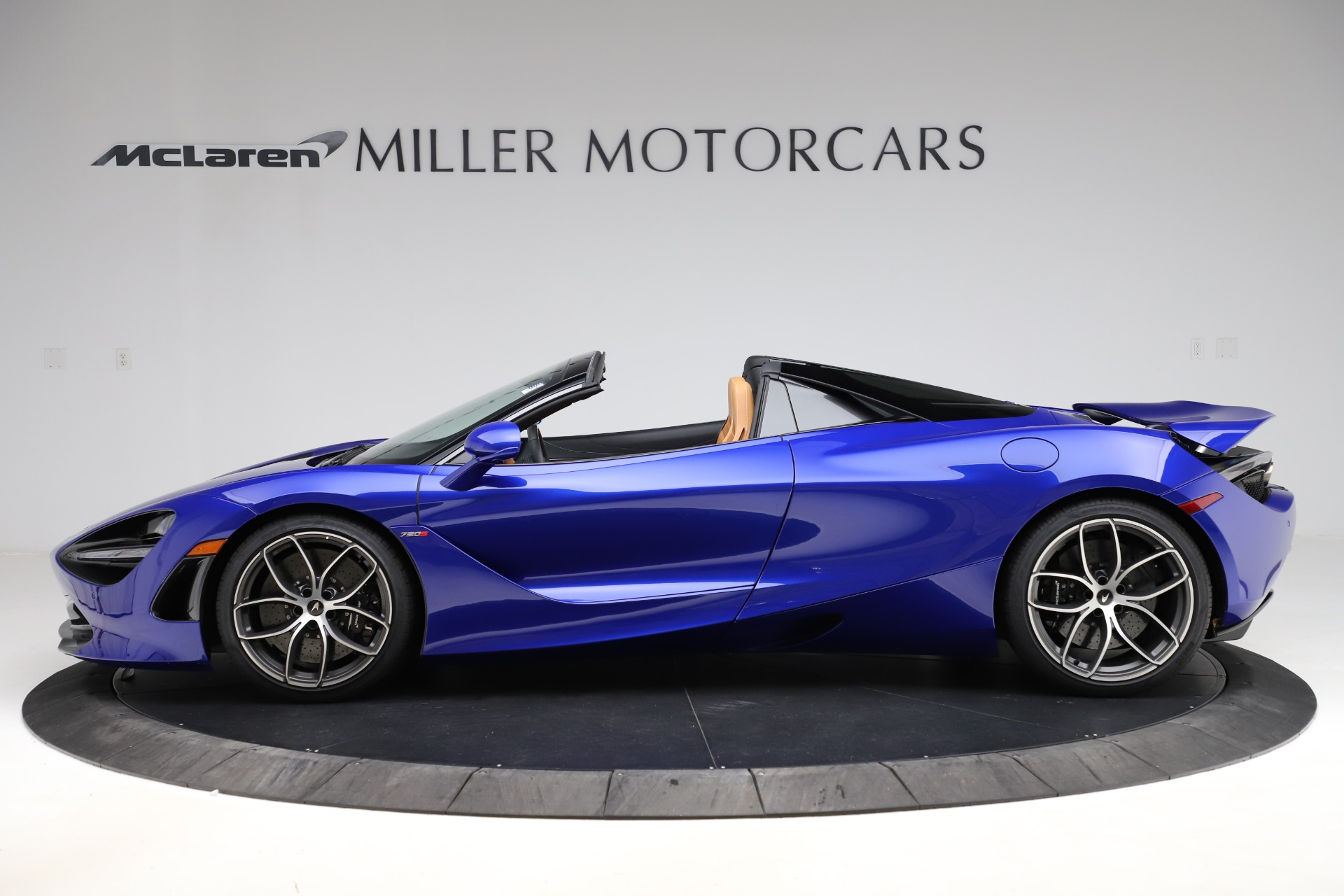 New 2020 McLaren 720S Convertible For Sale In Westport, CT 3370_p3