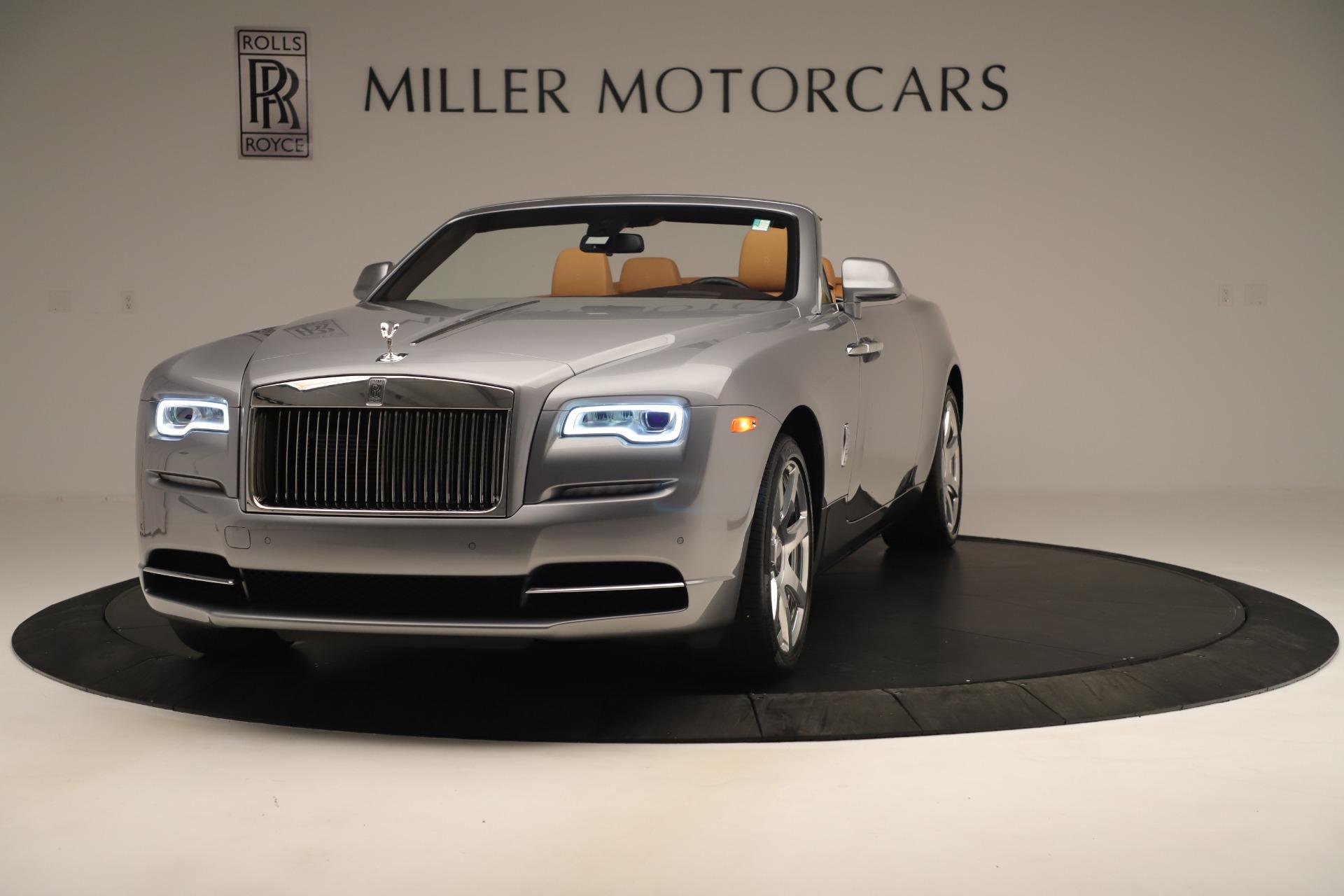Used 2016 Rolls-Royce Dawn  For Sale In Westport, CT 3373_main
