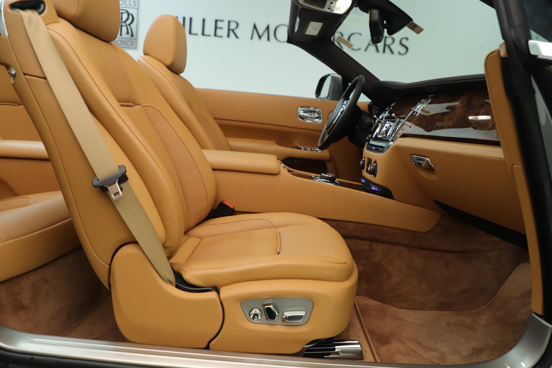 Used 2016 Rolls-Royce Dawn  For Sale In Westport, CT 3373_p30