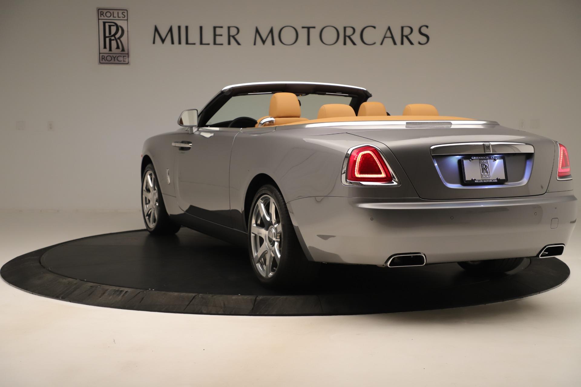 Used 2016 Rolls-Royce Dawn  For Sale In Westport, CT 3373_p4