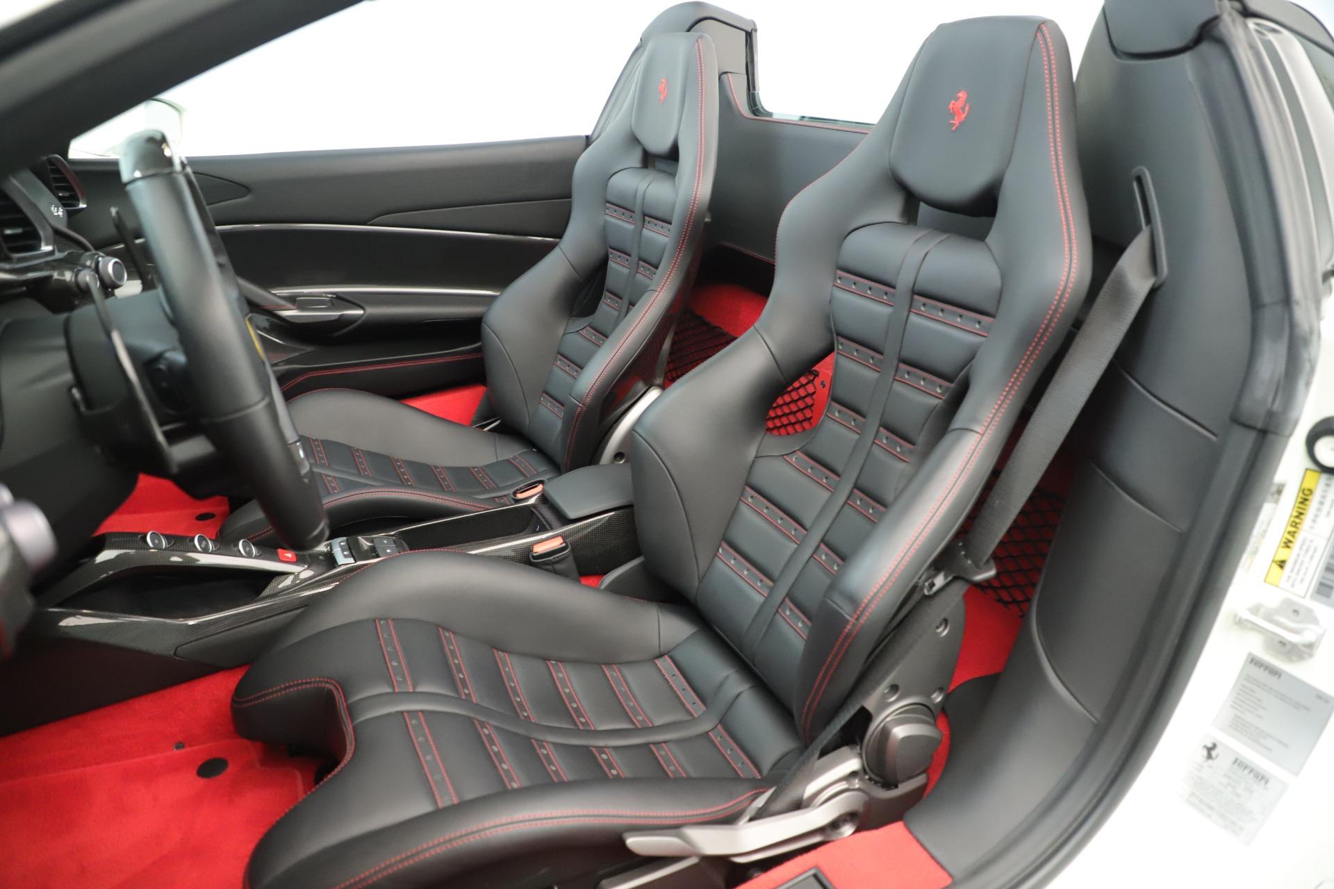 Used 2016 Ferrari 488 Spider  For Sale In Westport, CT 3375_p22