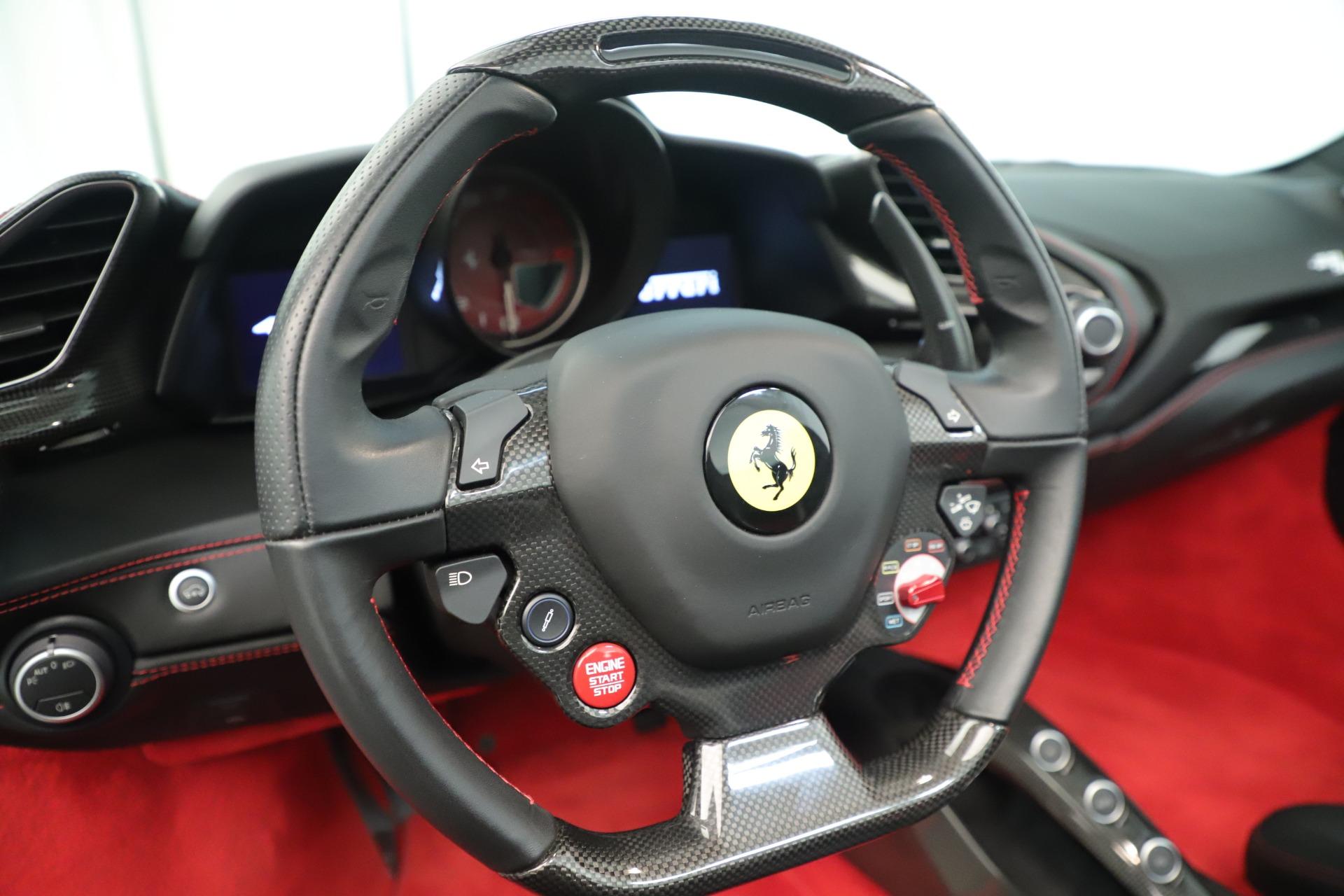 Used 2016 Ferrari 488 Spider  For Sale In Westport, CT 3375_p27