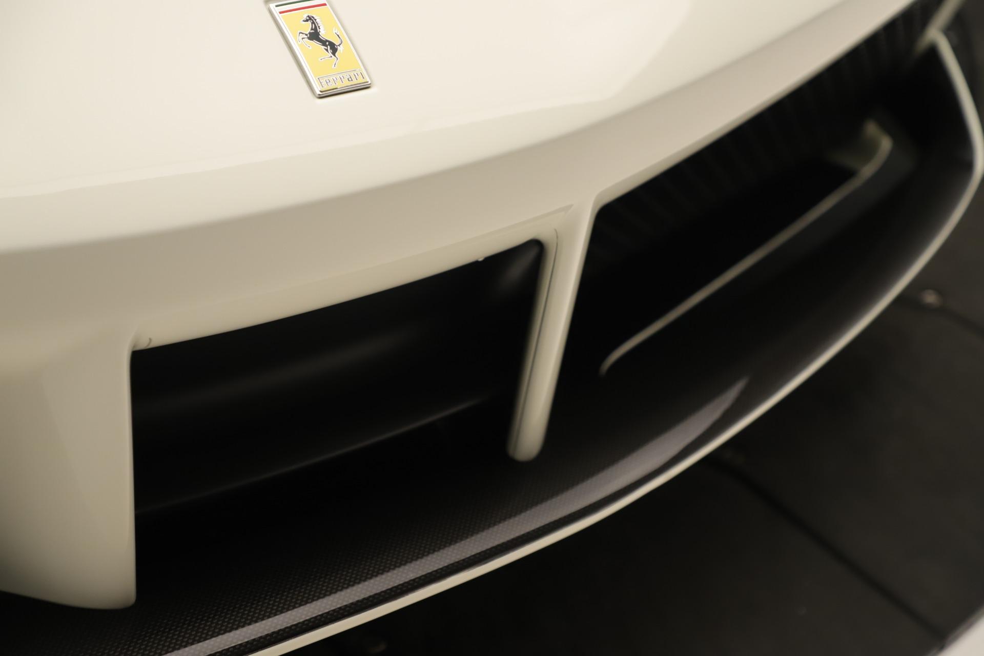 Used 2016 Ferrari 488 Spider  For Sale In Westport, CT 3375_p31