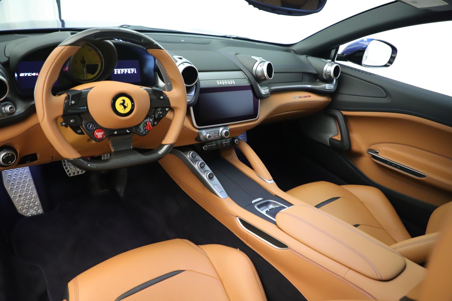 Used 2019 Ferrari GTC4Lusso  For Sale In Westport, CT 3376_p13