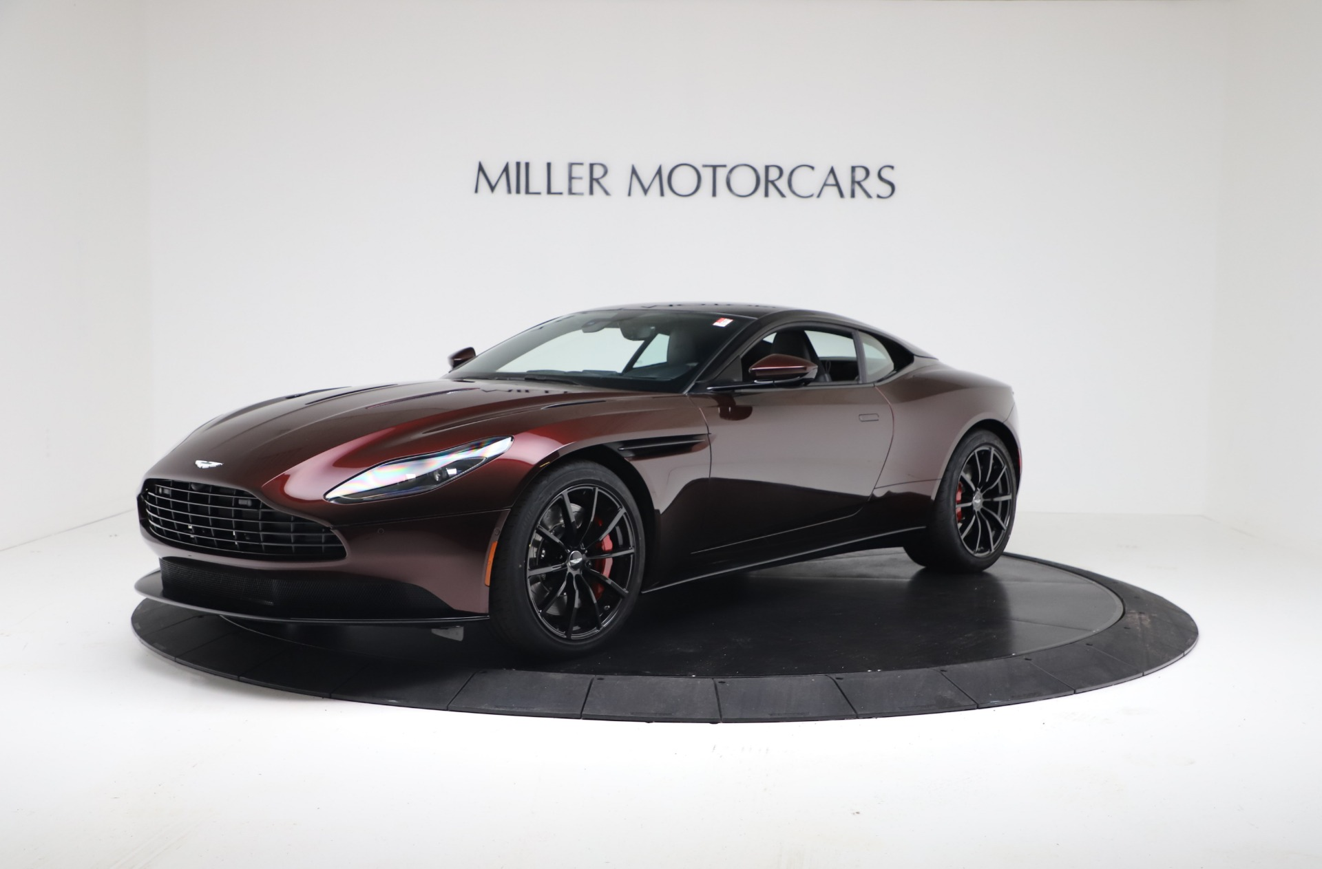 New 2019 Aston Martin DB11 V12 AMR Coupe For Sale In Westport, CT 3379_main