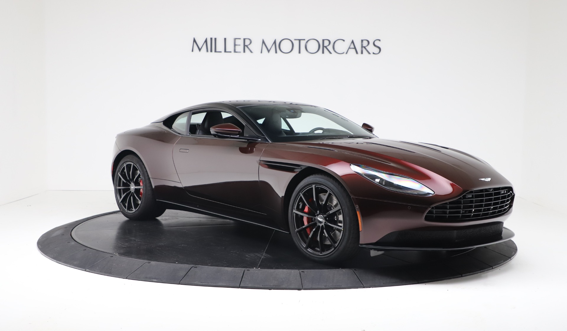 New 2019 Aston Martin DB11 V12 AMR Coupe For Sale In Westport, CT 3379_p10