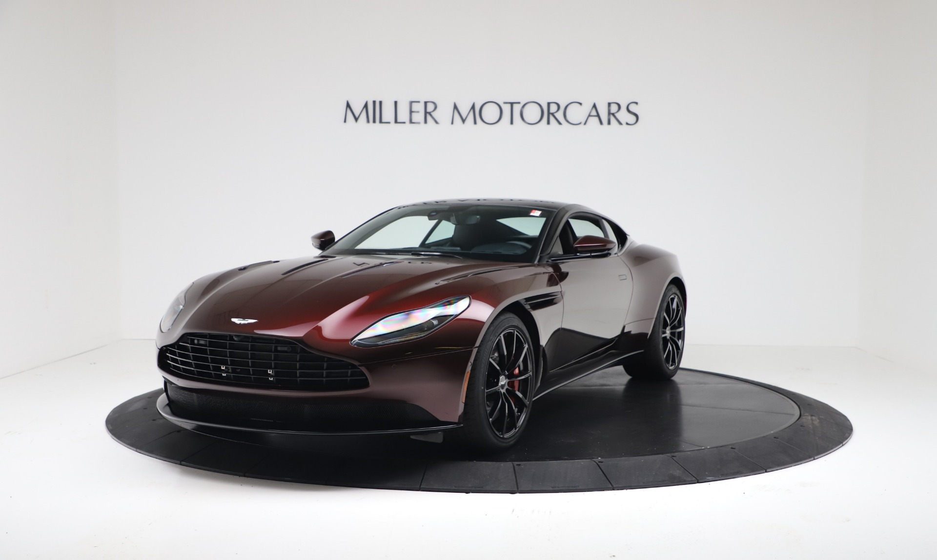 New 2019 Aston Martin DB11 V12 AMR Coupe For Sale In Westport, CT 3379_p2