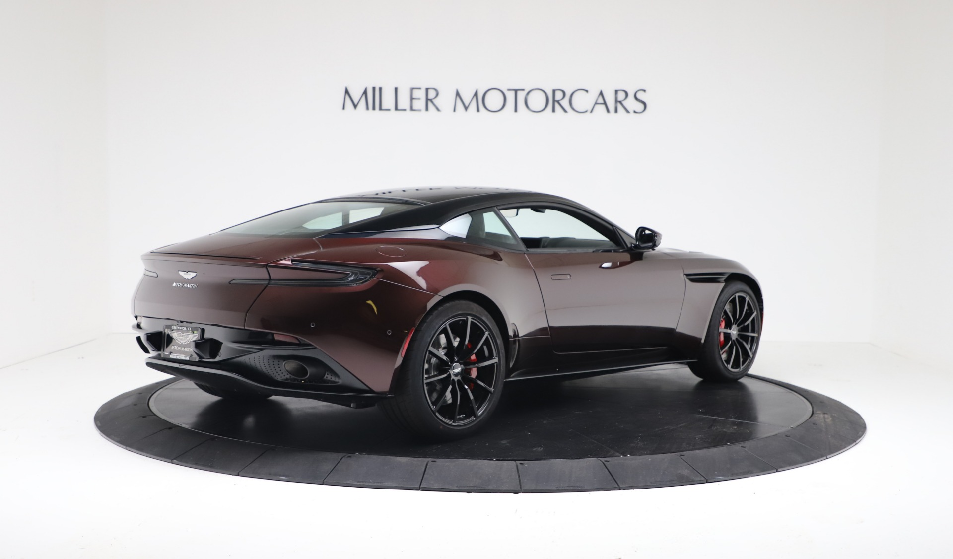 New 2019 Aston Martin DB11 V12 AMR Coupe For Sale In Westport, CT 3379_p8
