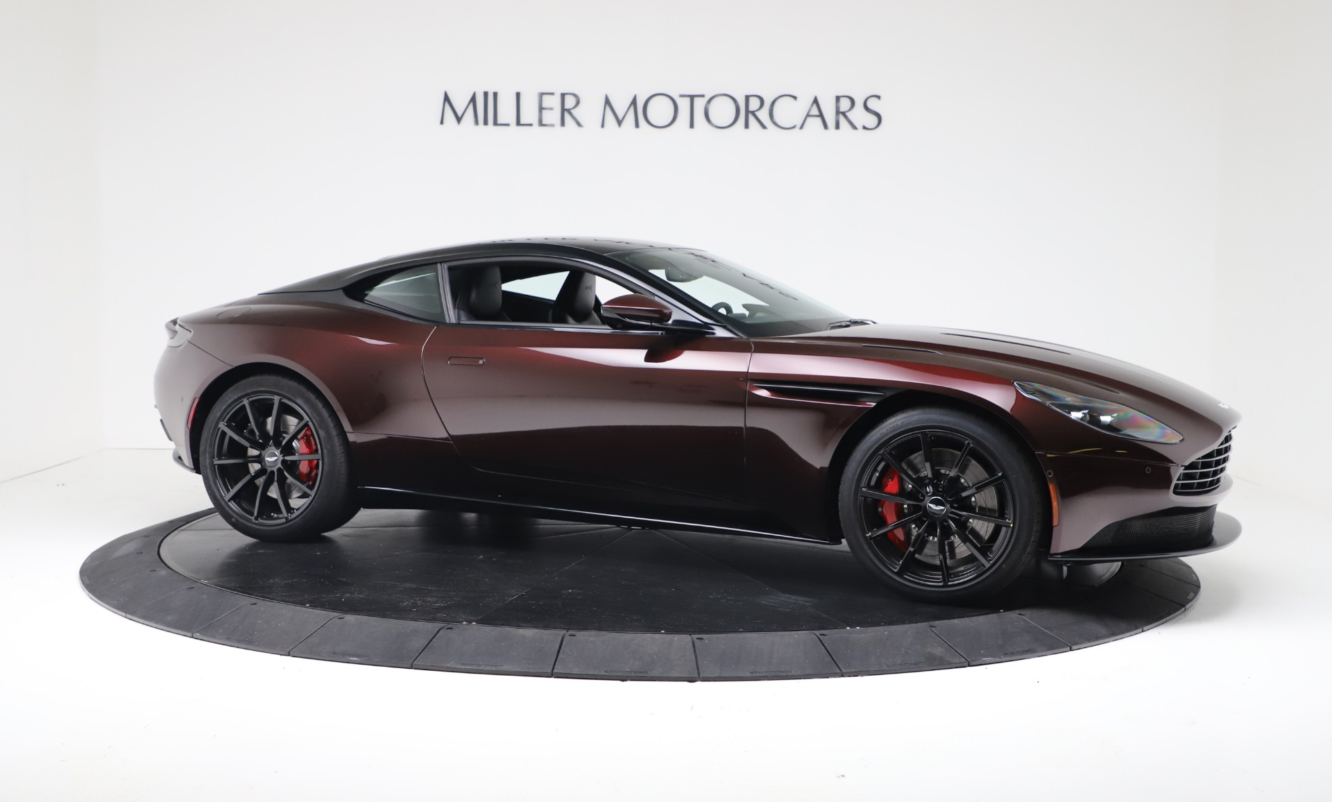 New 2019 Aston Martin DB11 V12 AMR Coupe For Sale In Westport, CT 3379_p9