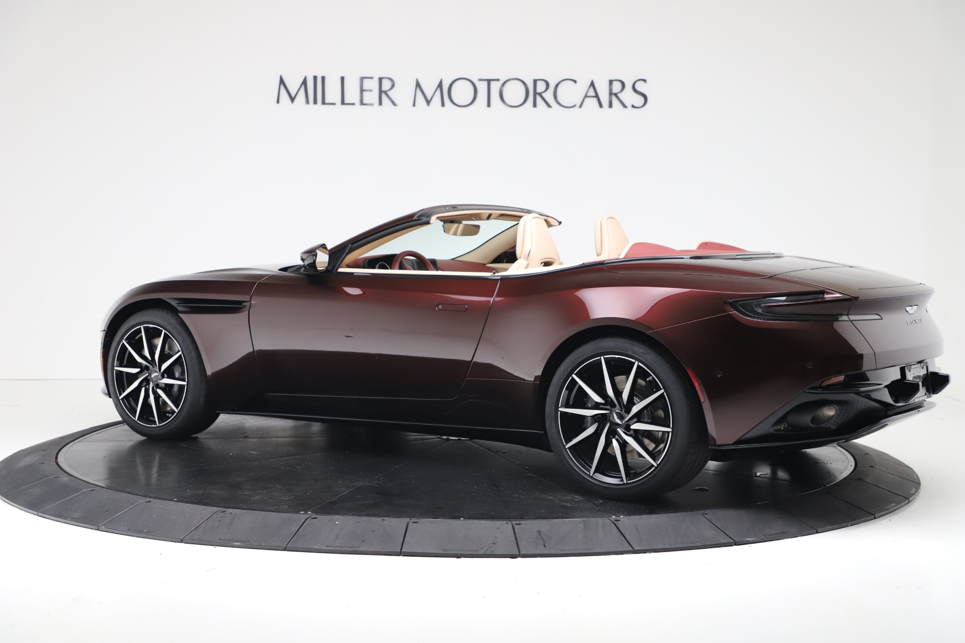 New 2020 Aston Martin DB11 Volante Convertible For Sale In Westport, CT 3380_p12