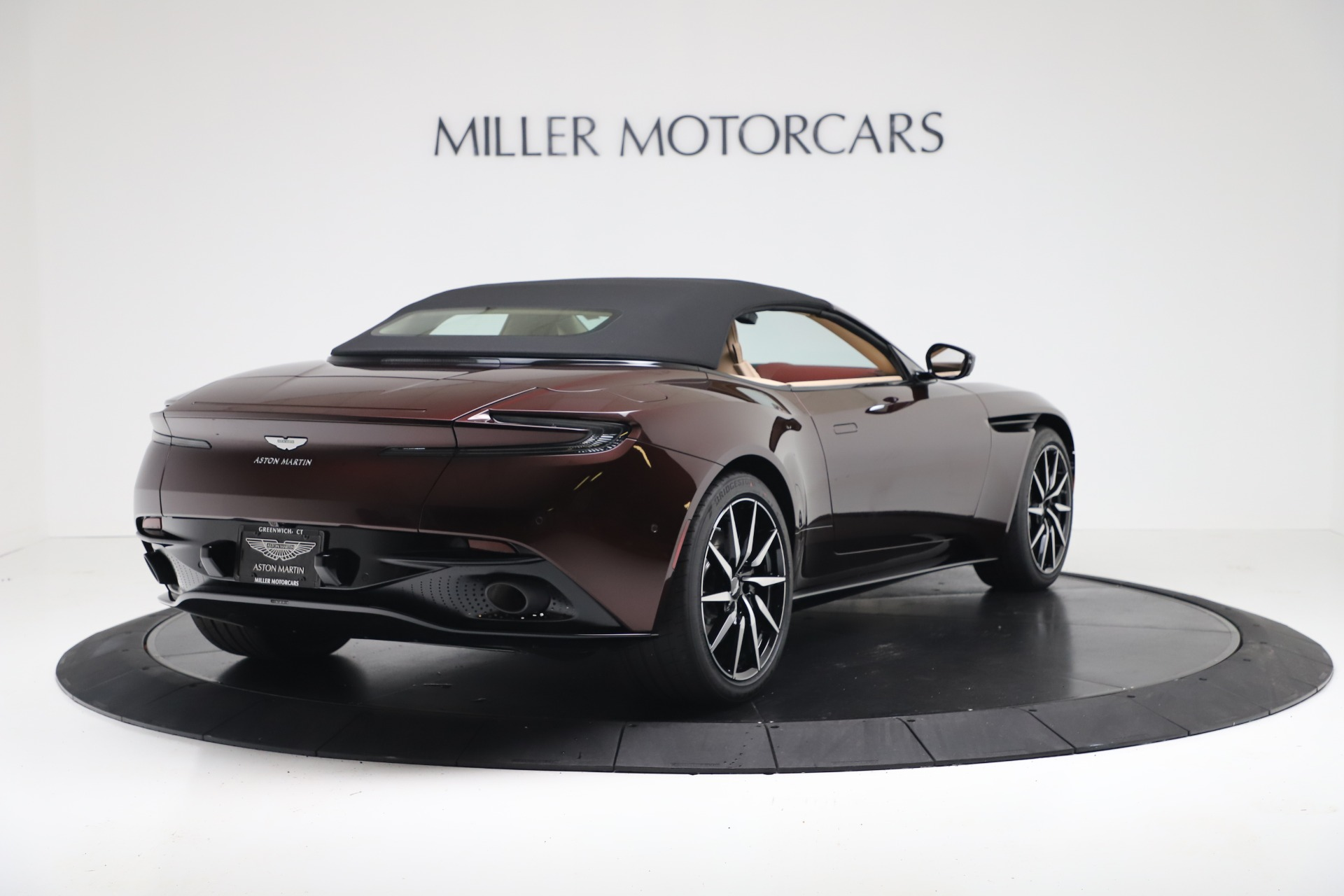 New 2020 Aston Martin DB11 Volante Convertible For Sale In Westport, CT 3380_p17