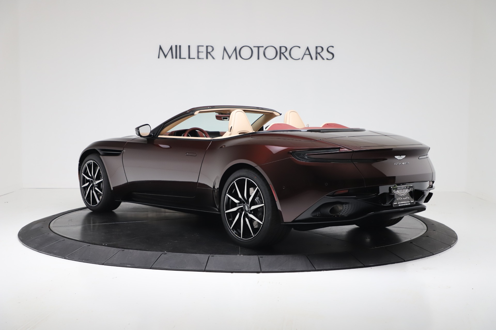 New 2020 Aston Martin DB11 Volante Convertible For Sale In Westport, CT 3380_p4