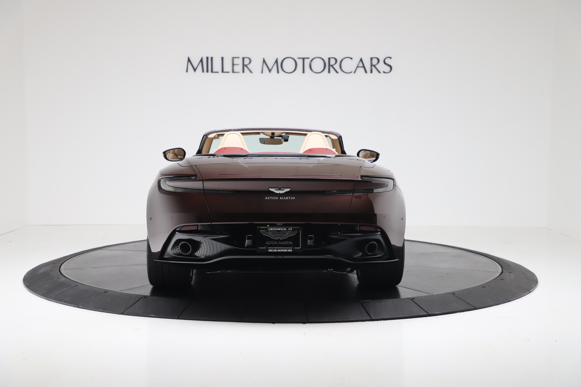 New 2020 Aston Martin DB11 V8 For Sale In Westport, CT 3380_p5