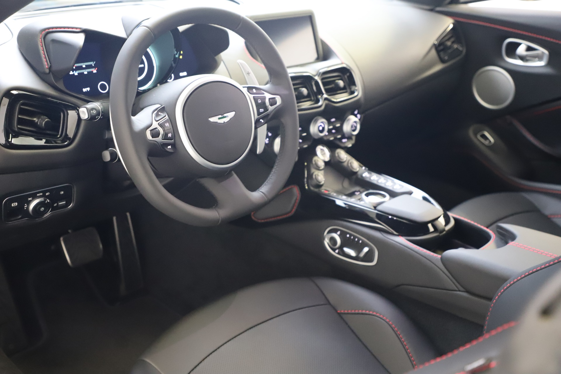 New 2020 Aston Martin Vantage Coupe For Sale In Westport, CT 3384_p11