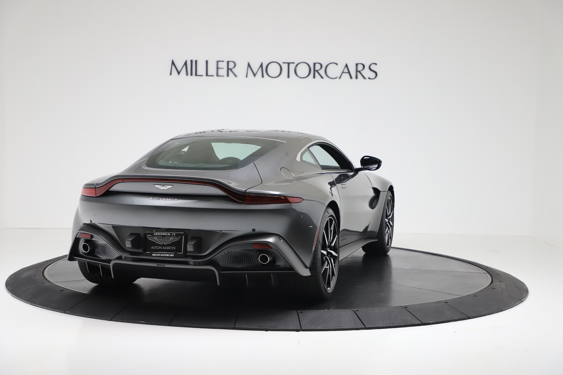 New 2020 Aston Martin Vantage Coupe For Sale In Westport, CT 3384_p5