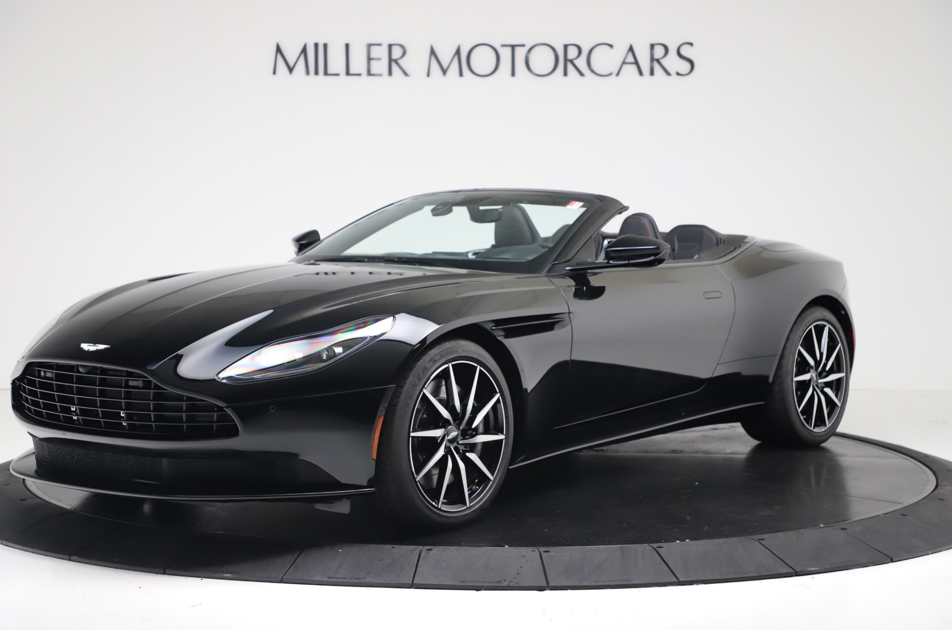 New 2020 Aston Martin DB11 Convertible For Sale In Westport, CT 3385_main