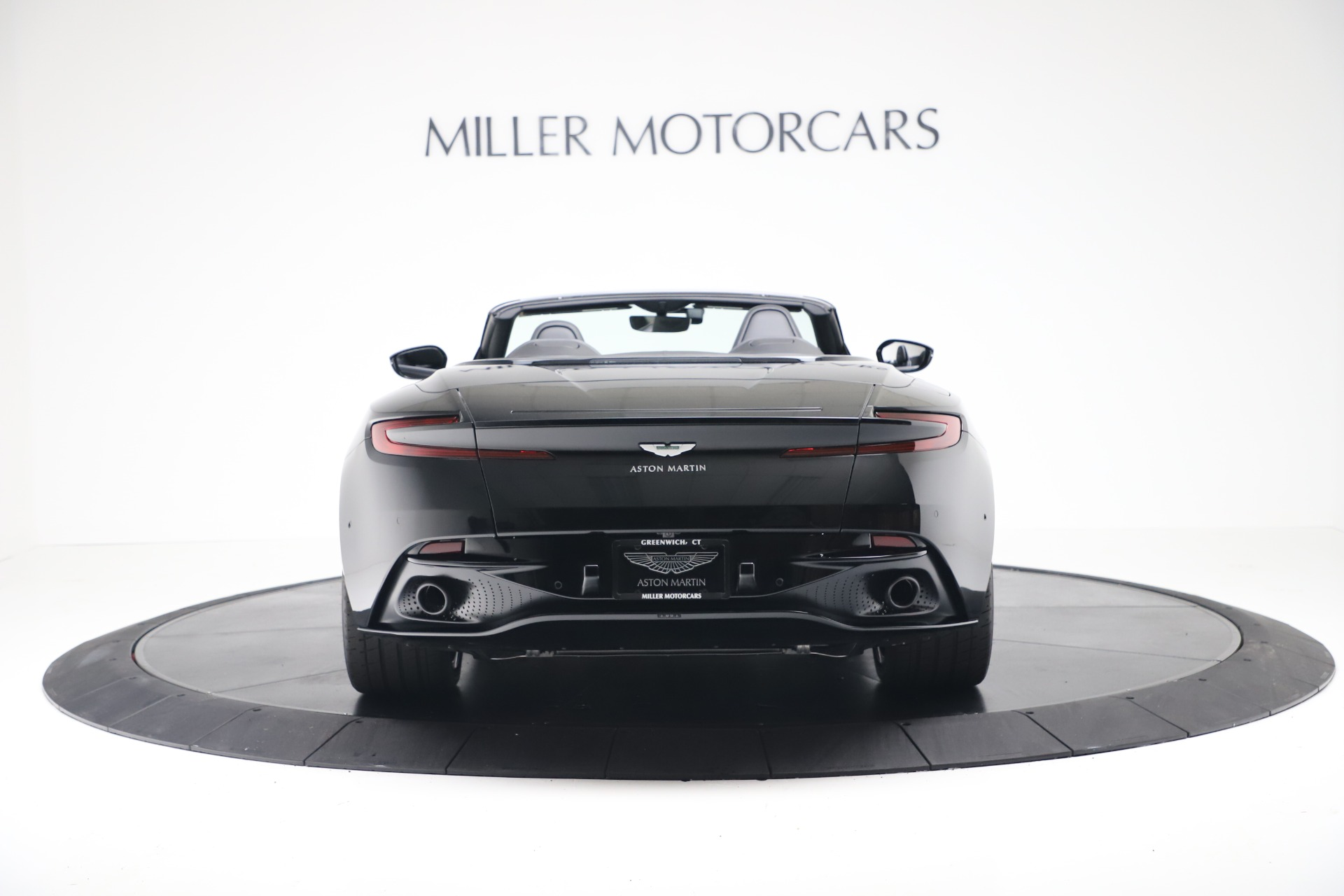 New 2020 Aston Martin DB11 Convertible For Sale In Westport, CT 3385_p6