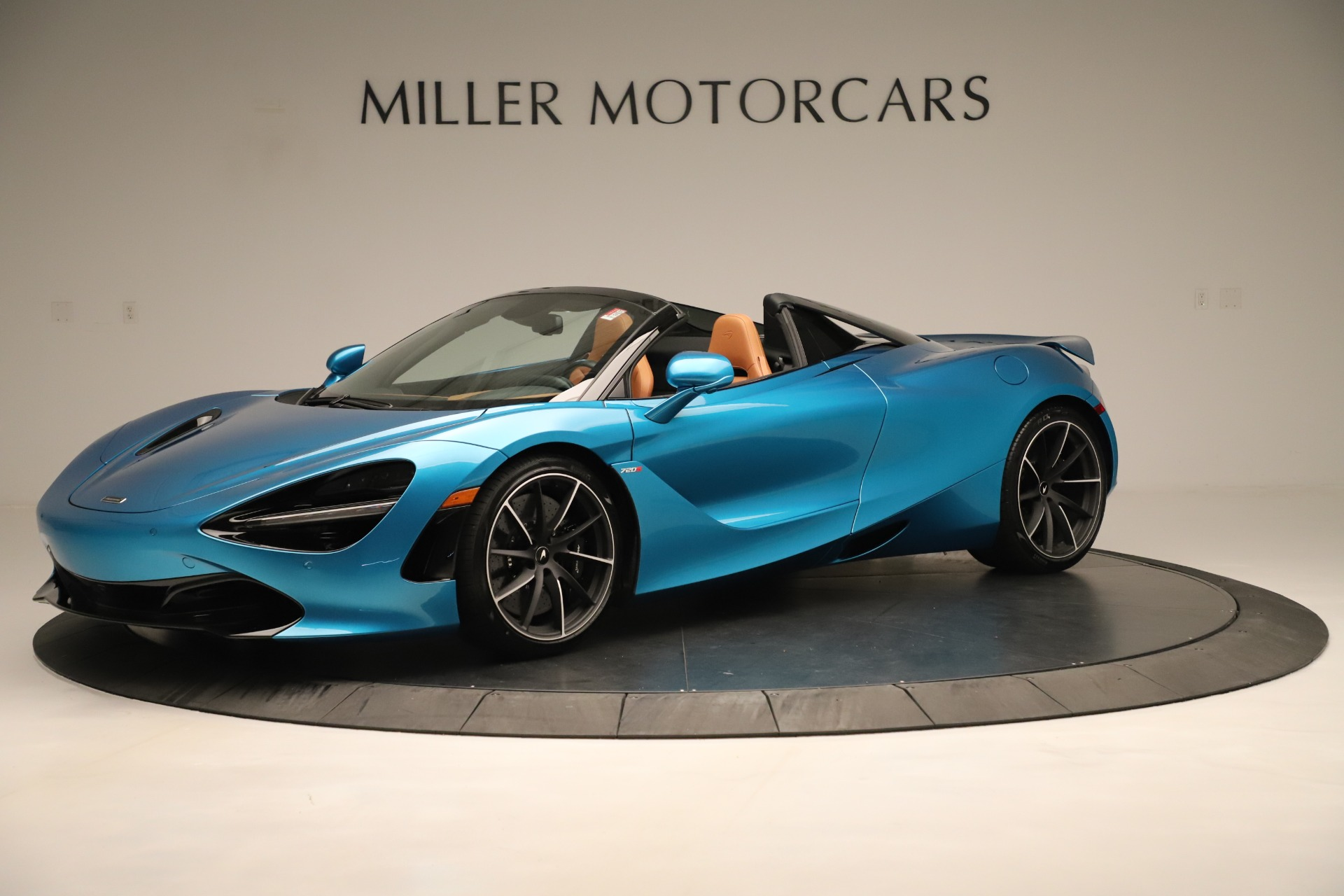 New 2020 McLaren 720S Spider For Sale In Westport, CT 3387_main