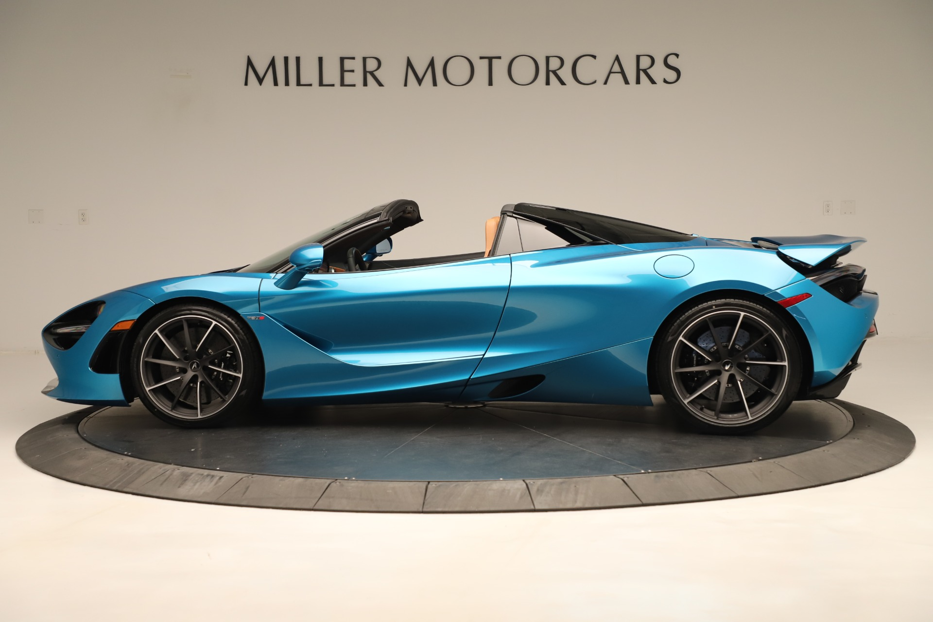New 2020 McLaren 720S Spider For Sale In Westport, CT 3387_p11