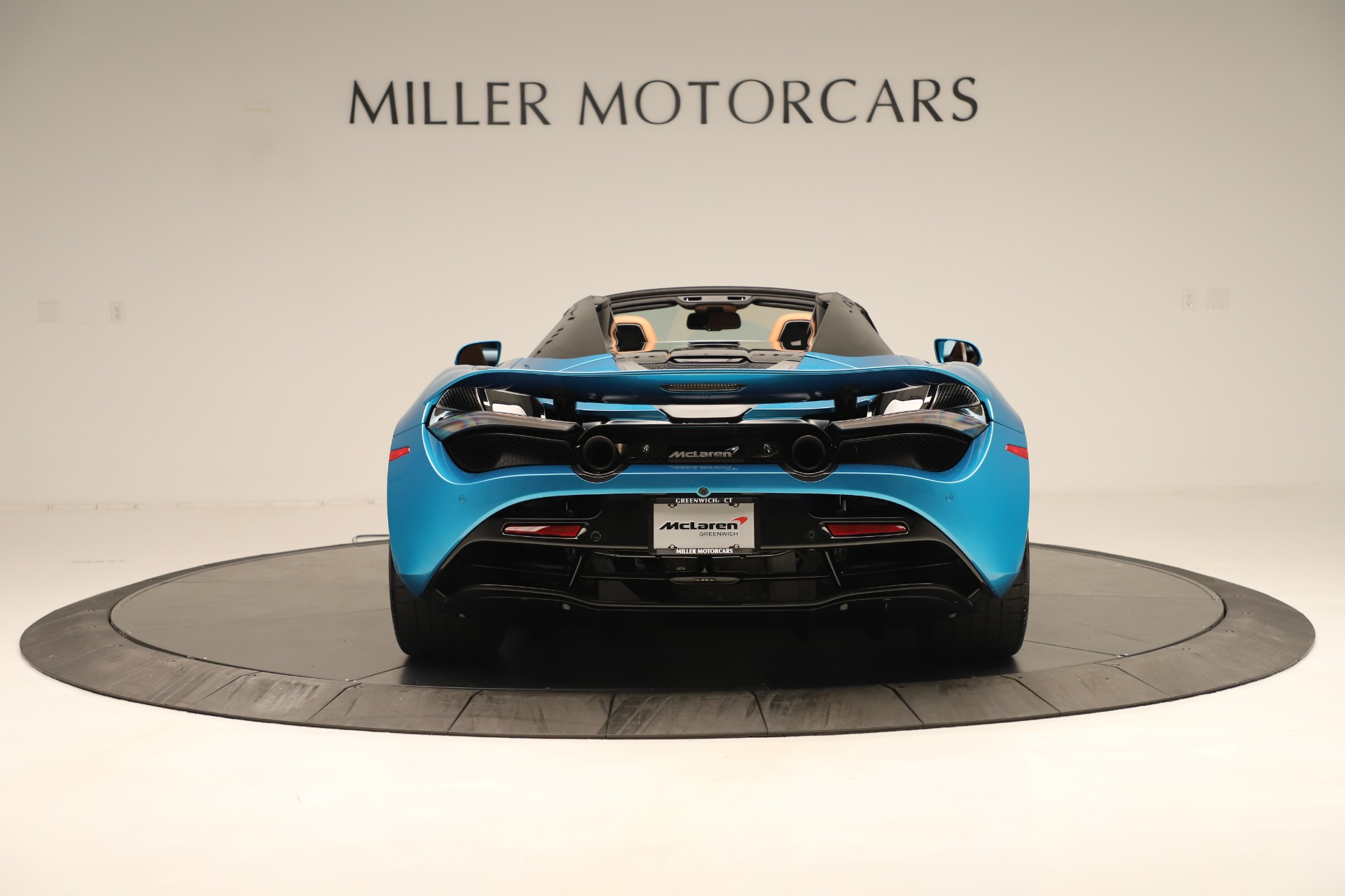 New 2020 McLaren 720S Spider For Sale In Westport, CT 3387_p13