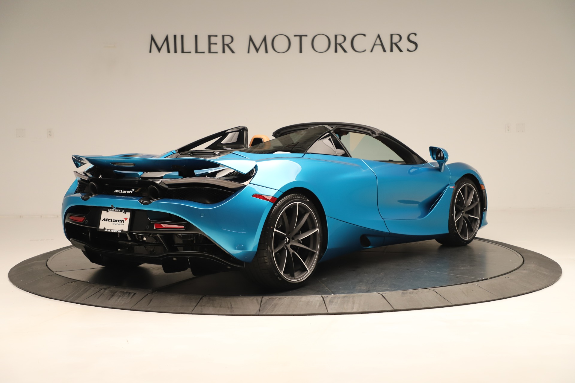 New 2020 McLaren 720S Spider For Sale In Westport, CT 3387_p14