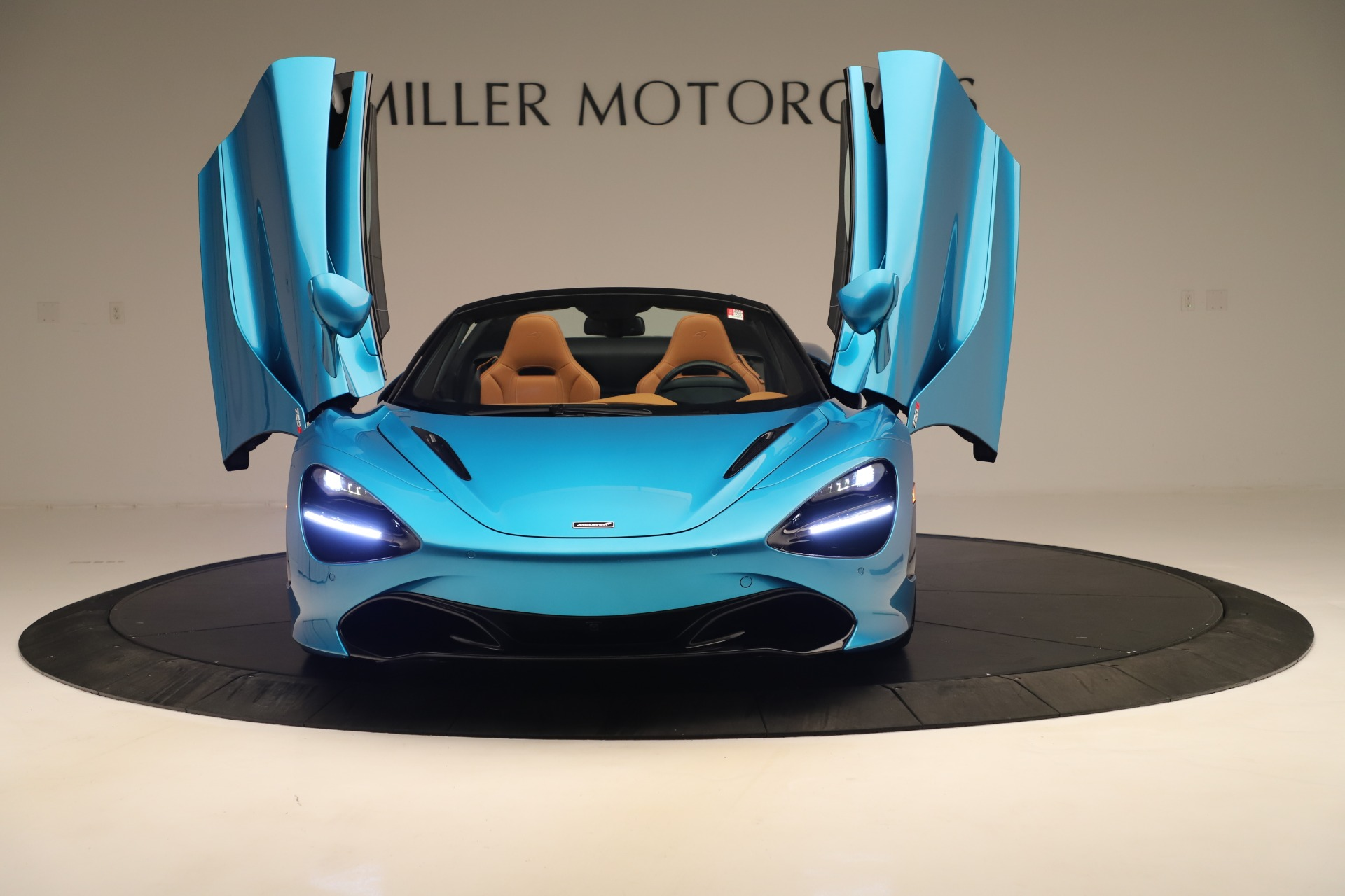 New 2020 McLaren 720S Spider For Sale In Westport, CT 3387_p17