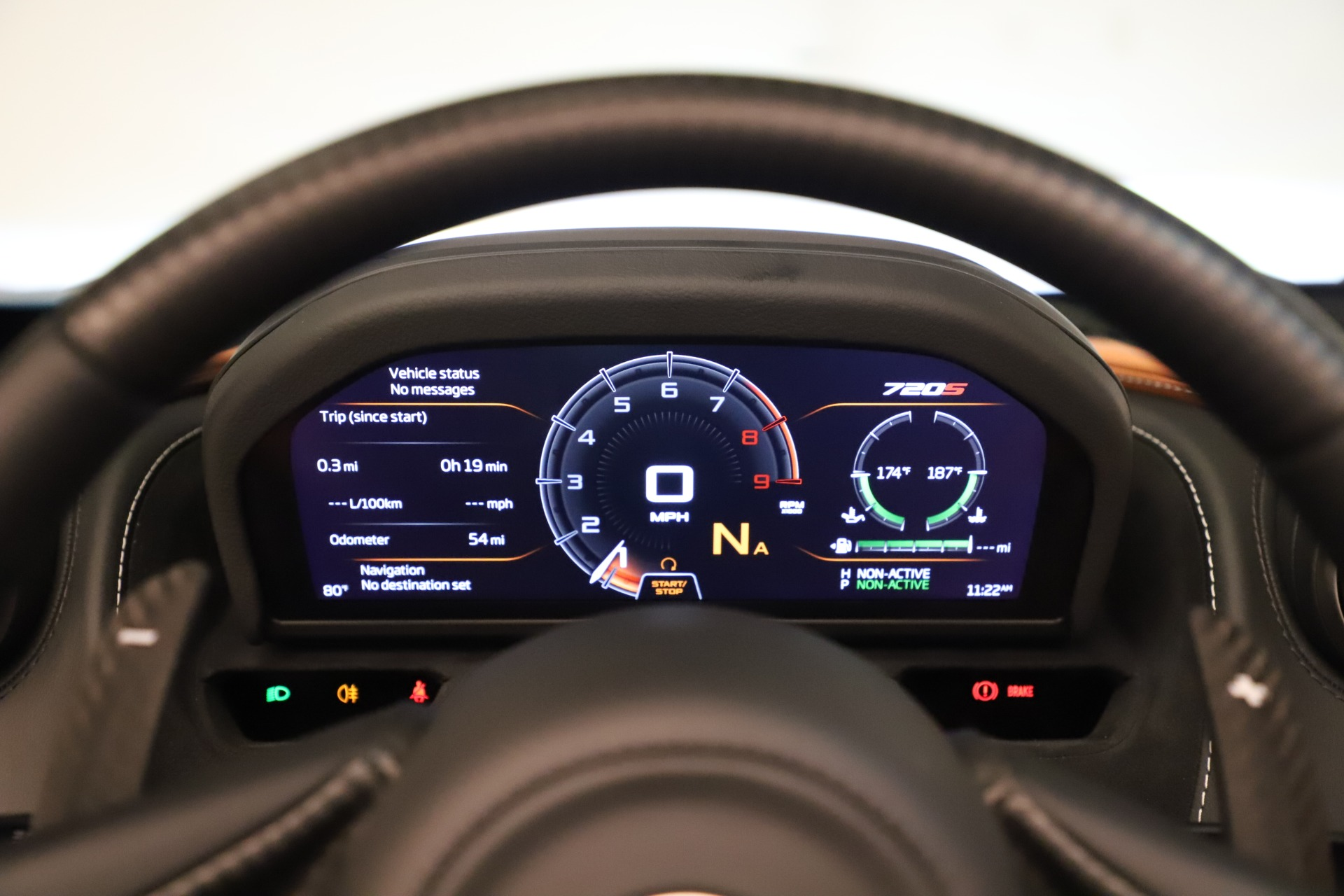 New 2020 McLaren 720S Spider For Sale In Westport, CT 3387_p30