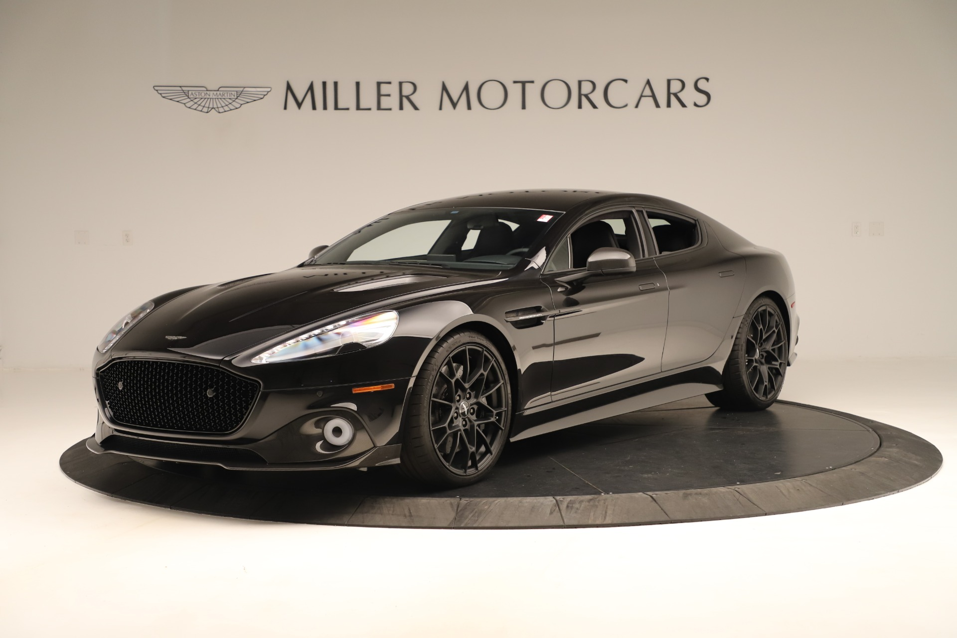 New 2019 Aston Martin Rapide V12 AMR For Sale In Westport, CT 3389_main