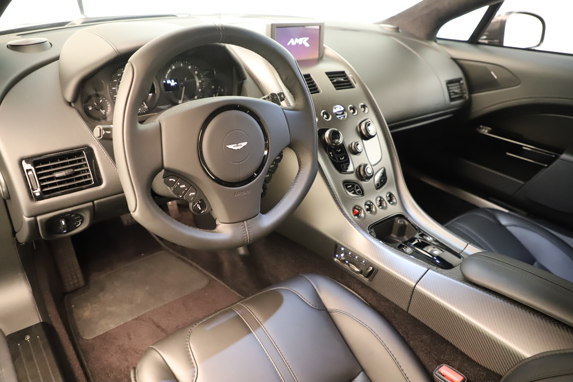 New 2019 Aston Martin Rapide V12 AMR For Sale In Westport, CT 3389_p13