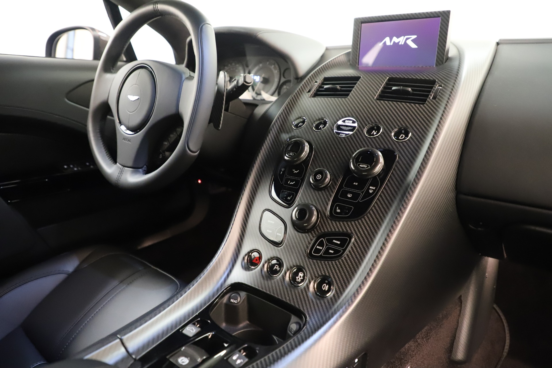 New 2019 Aston Martin Rapide V12 AMR For Sale In Westport, CT 3389_p23