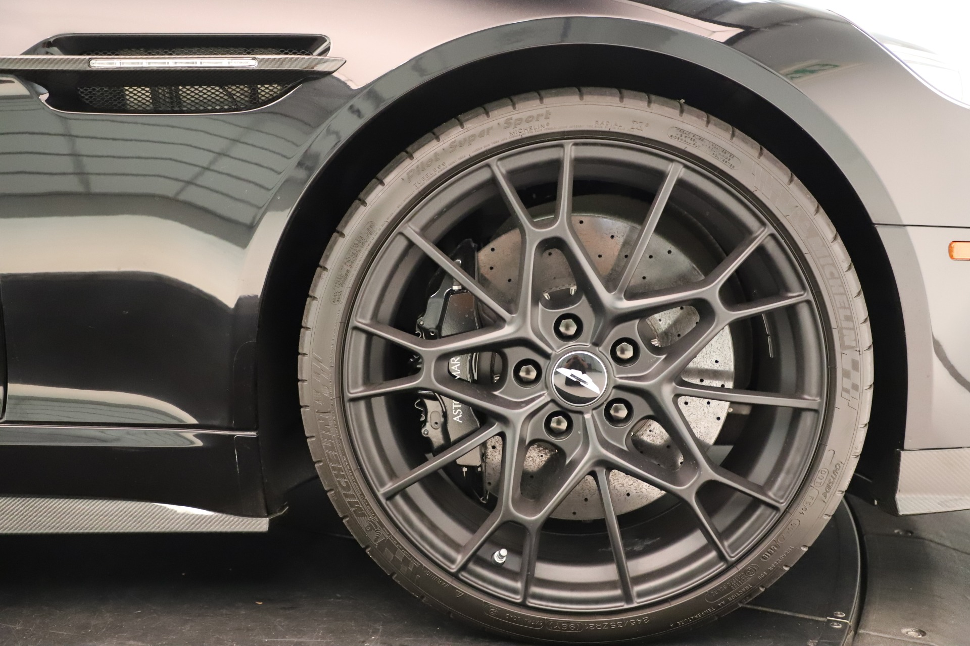 New 2019 Aston Martin Rapide V12 AMR For Sale In Westport, CT 3389_p26