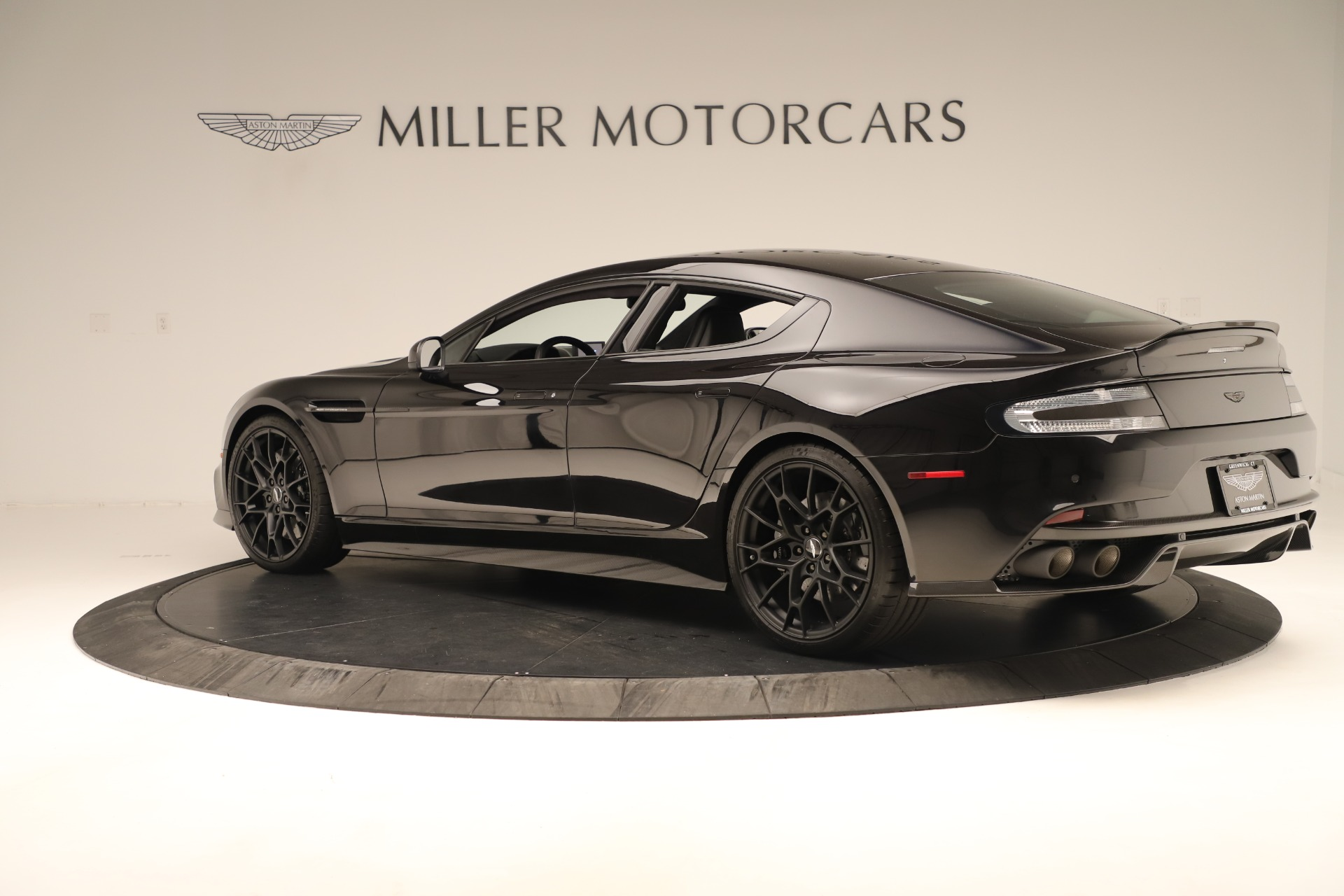 New 2019 Aston Martin Rapide V12 AMR For Sale In Westport, CT 3389_p3