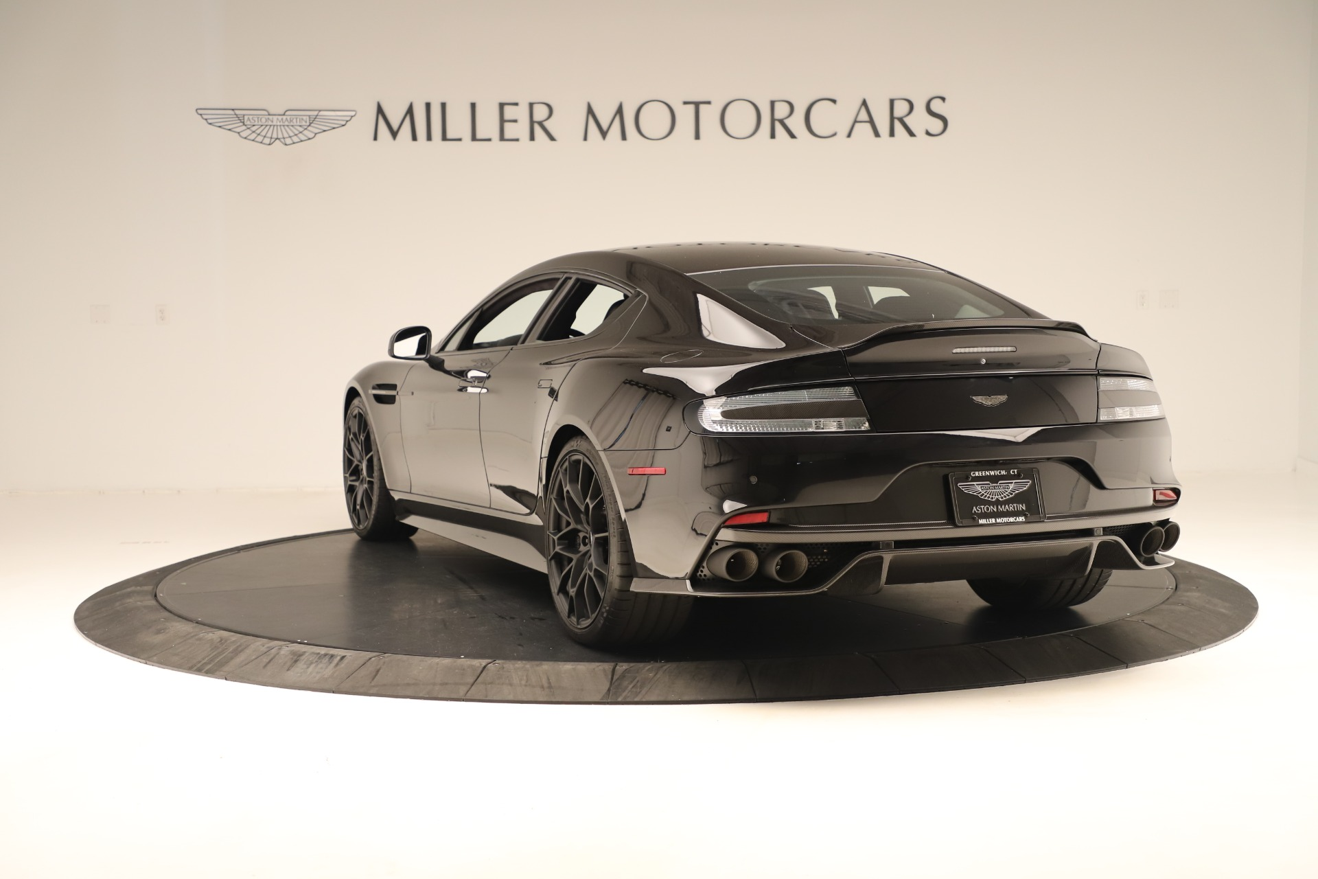 New 2019 Aston Martin Rapide V12 AMR For Sale In Westport, CT 3389_p4
