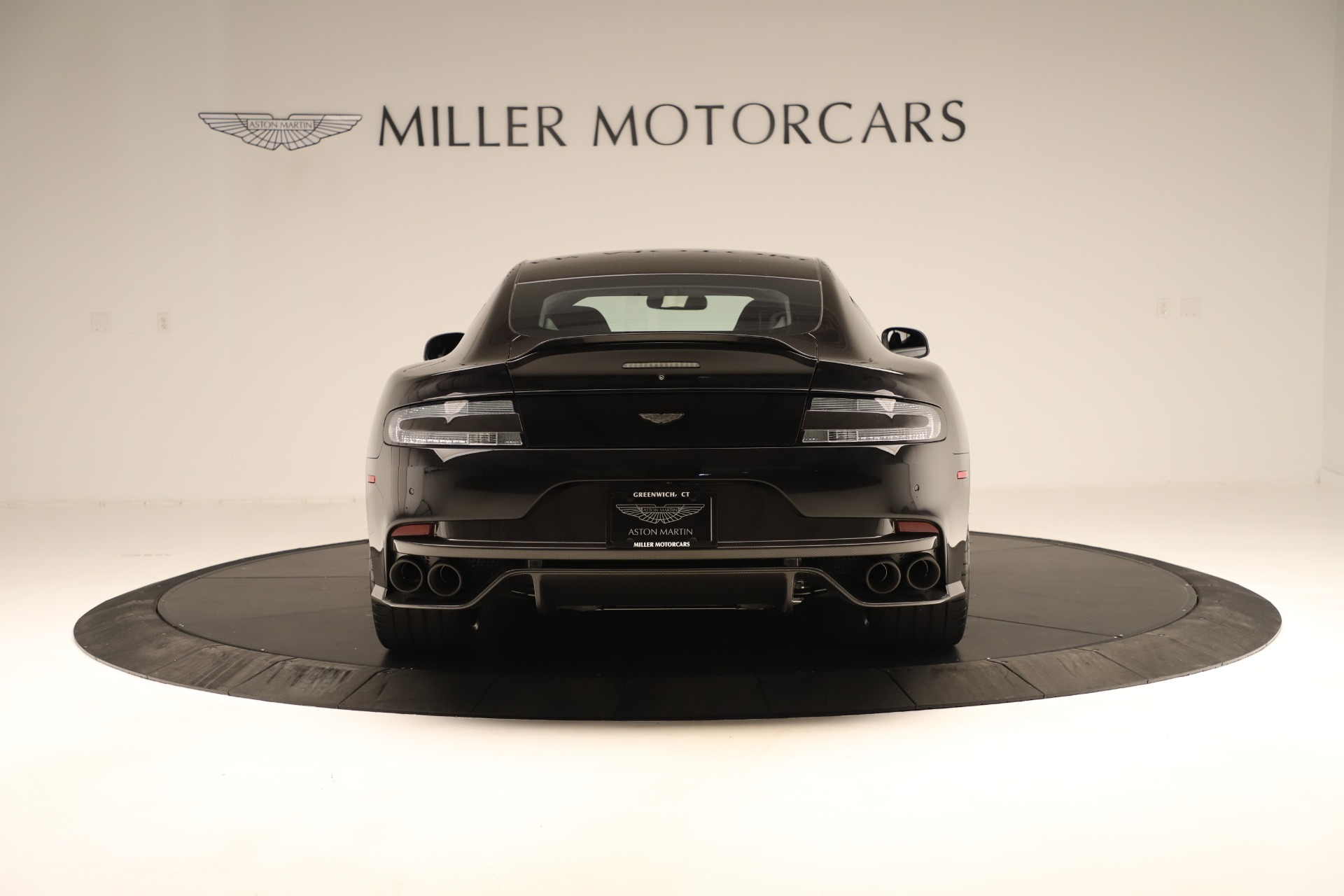 New 2019 Aston Martin Rapide V12 AMR For Sale In Westport, CT 3389_p5