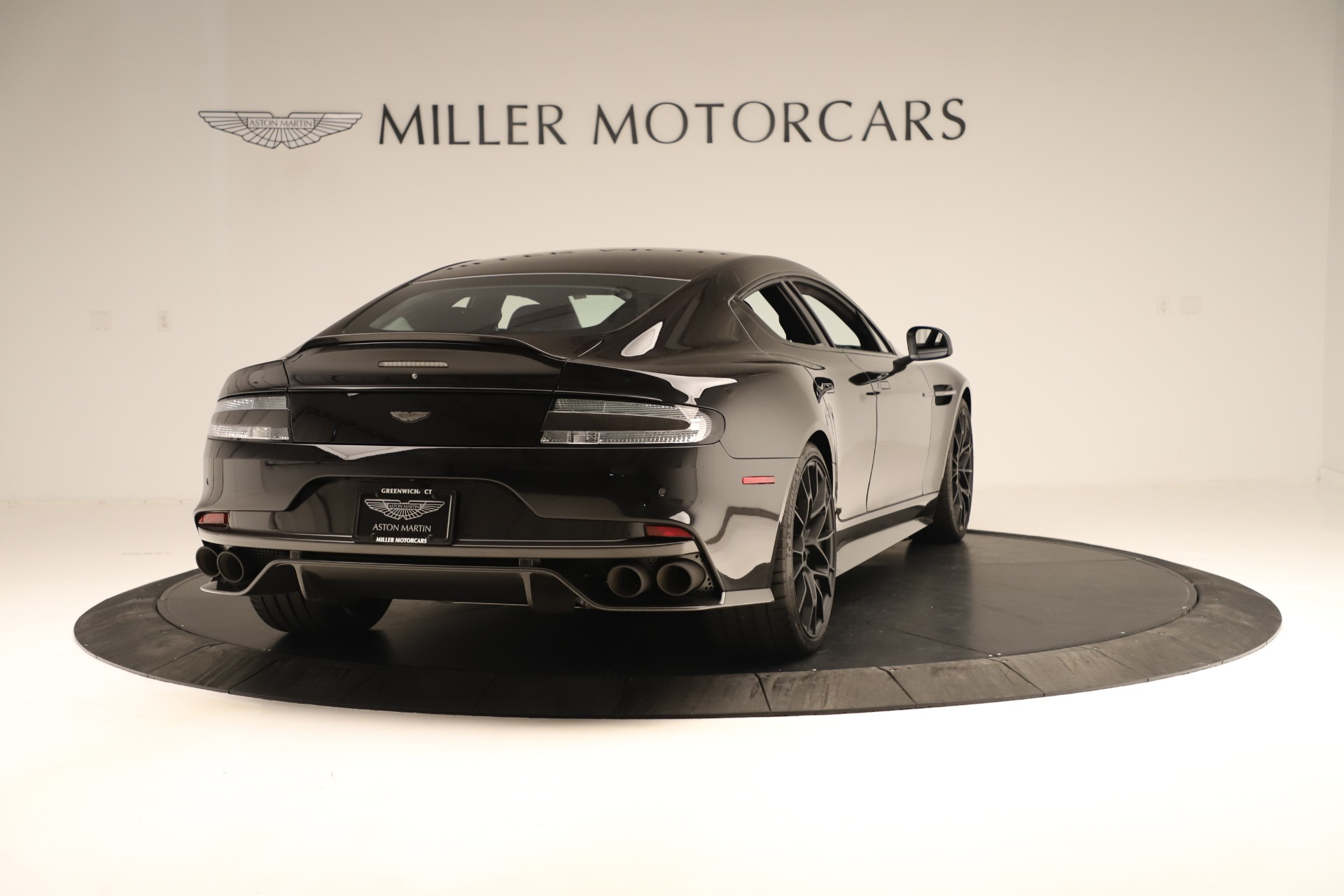 New 2019 Aston Martin Rapide V12 AMR For Sale In Westport, CT 3389_p6