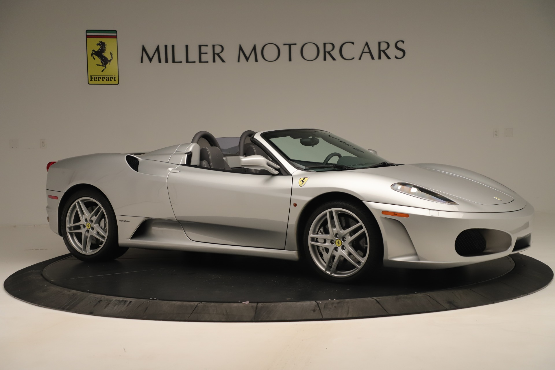 Used 2008 Ferrari F430 Spider  For Sale In Westport, CT 3391_p10