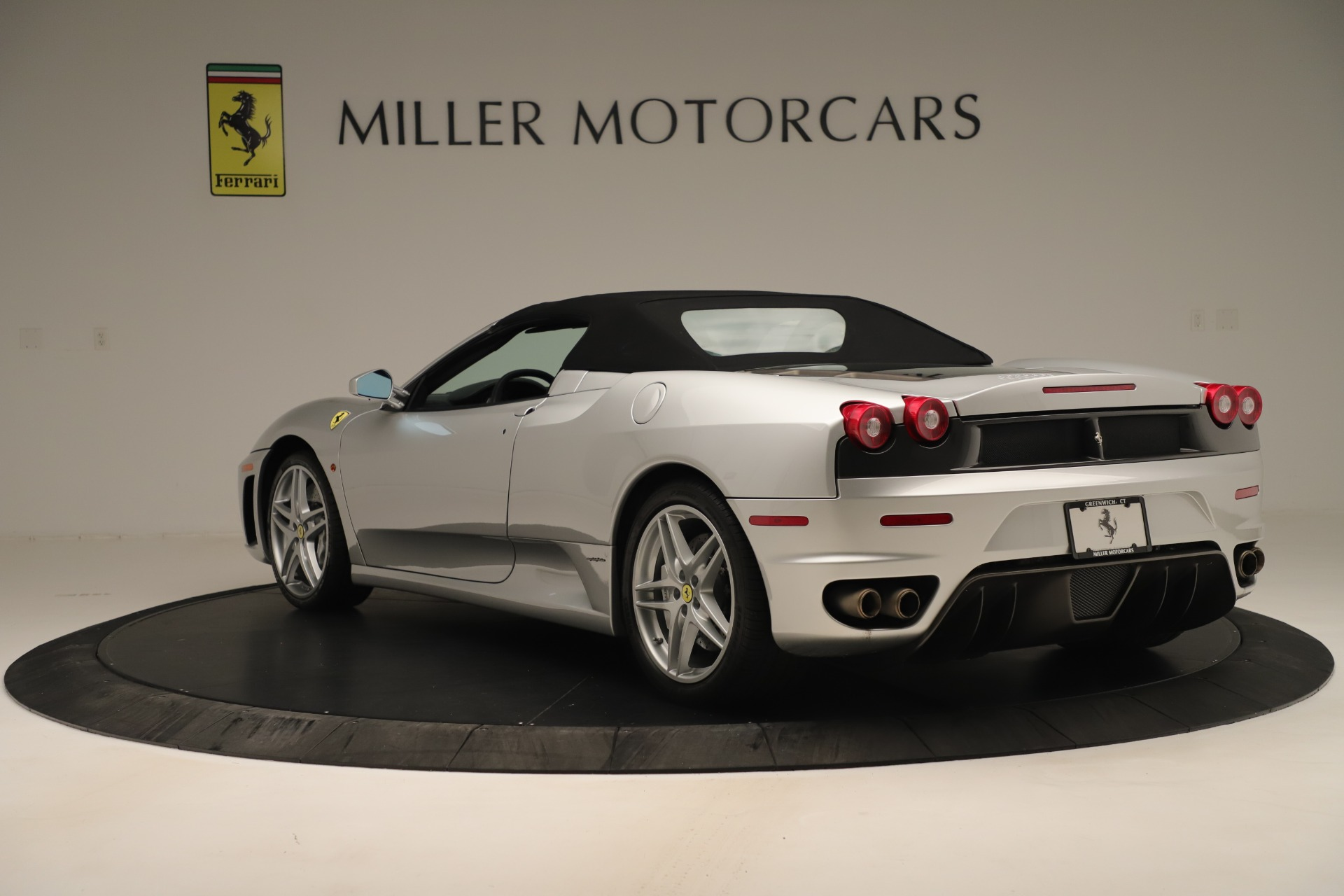 Used 2008 Ferrari F430 Spider  For Sale In Westport, CT 3391_p13