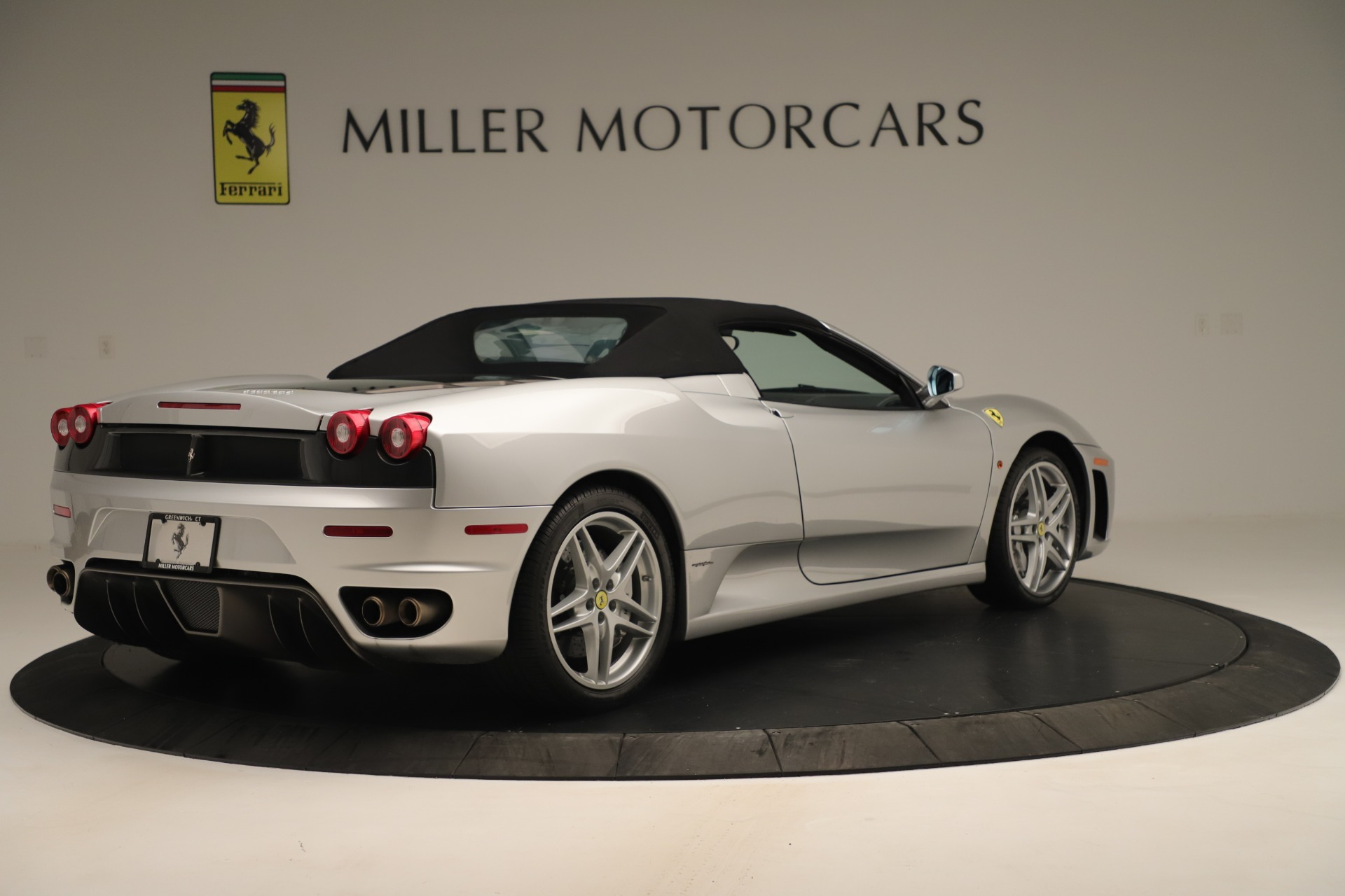 Used 2008 Ferrari F430 Spider  For Sale In Westport, CT 3391_p14