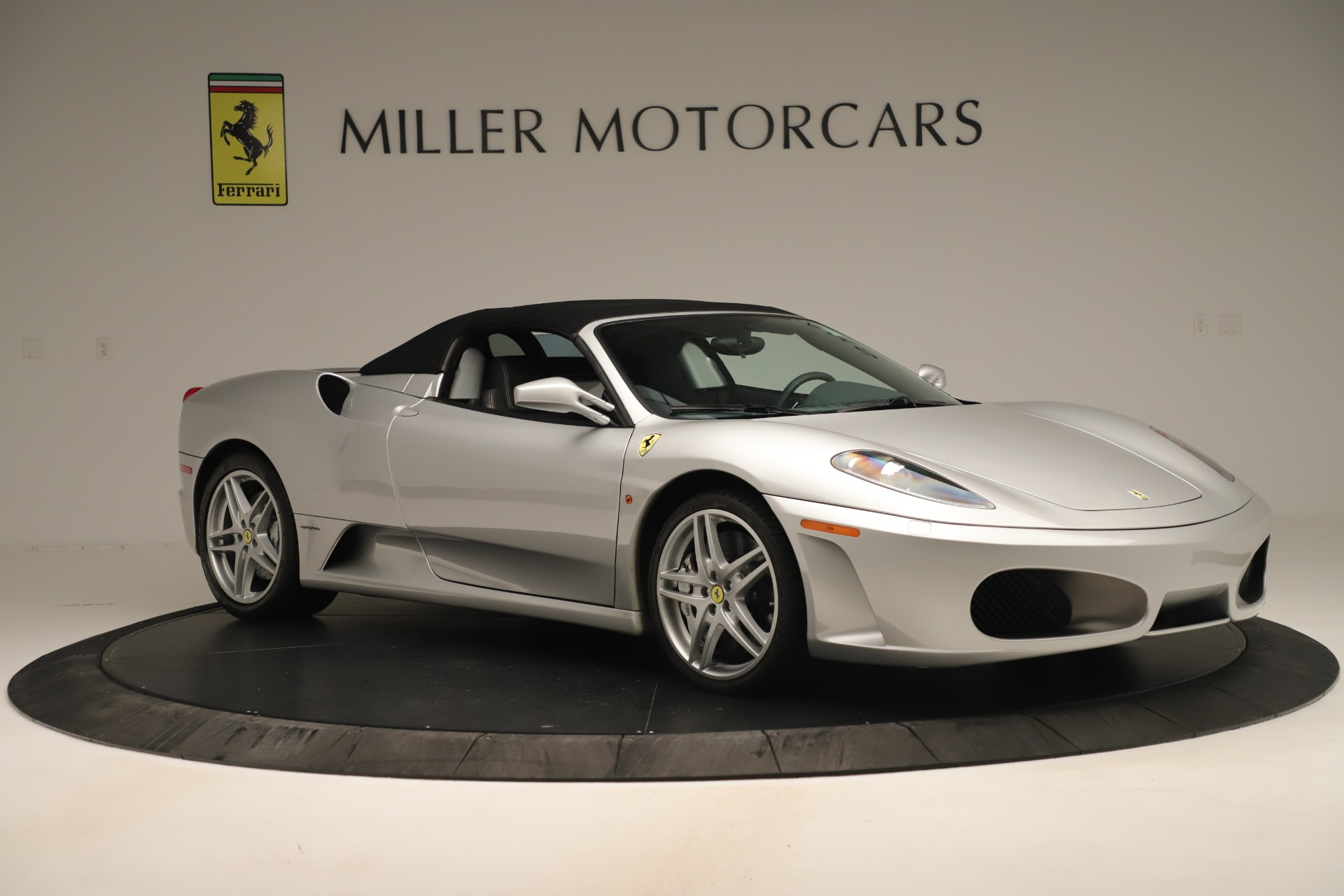 Used 2008 Ferrari F430 Spider  For Sale In Westport, CT 3391_p16