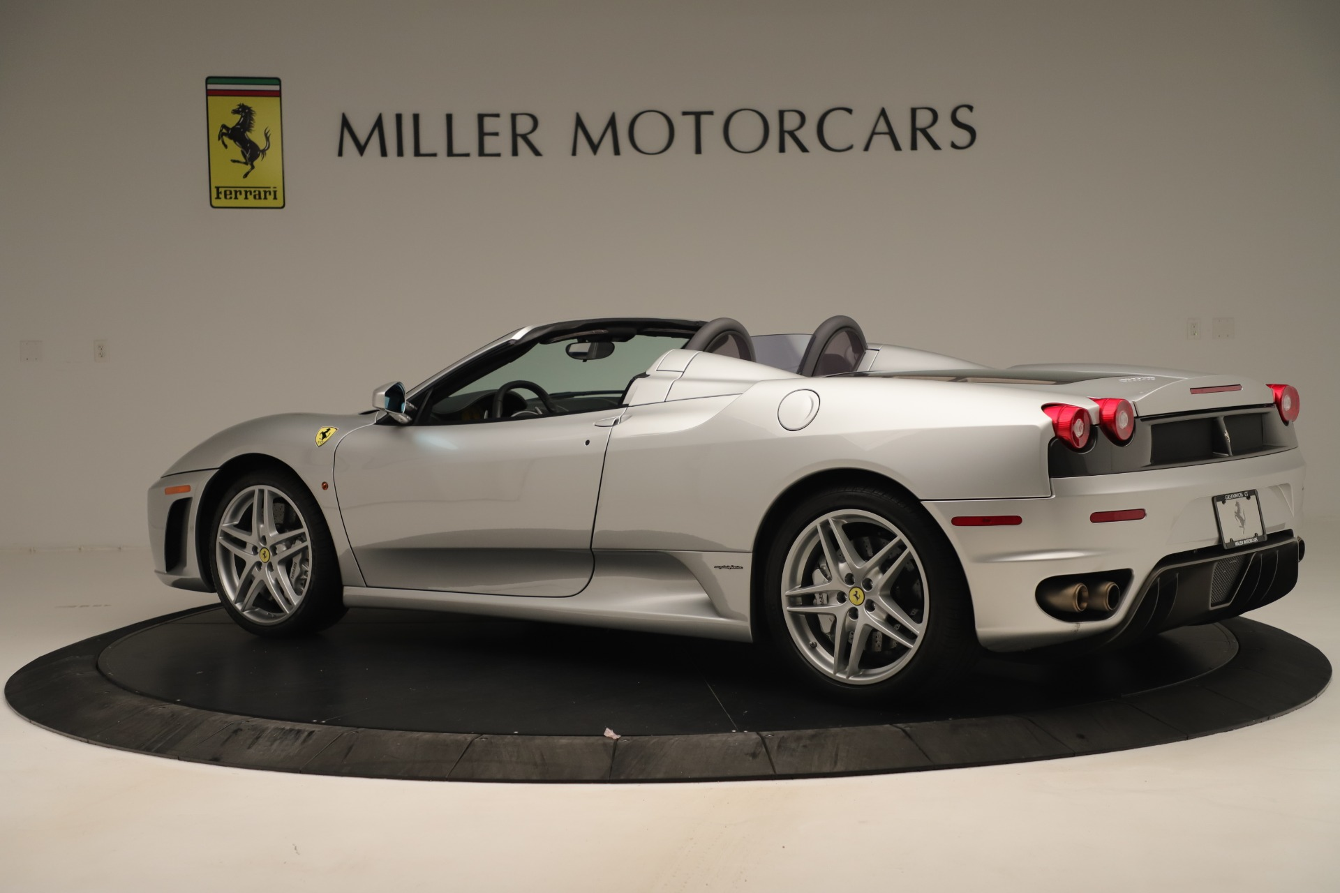 Used 2008 Ferrari F430 Spider  For Sale In Westport, CT 3391_p4