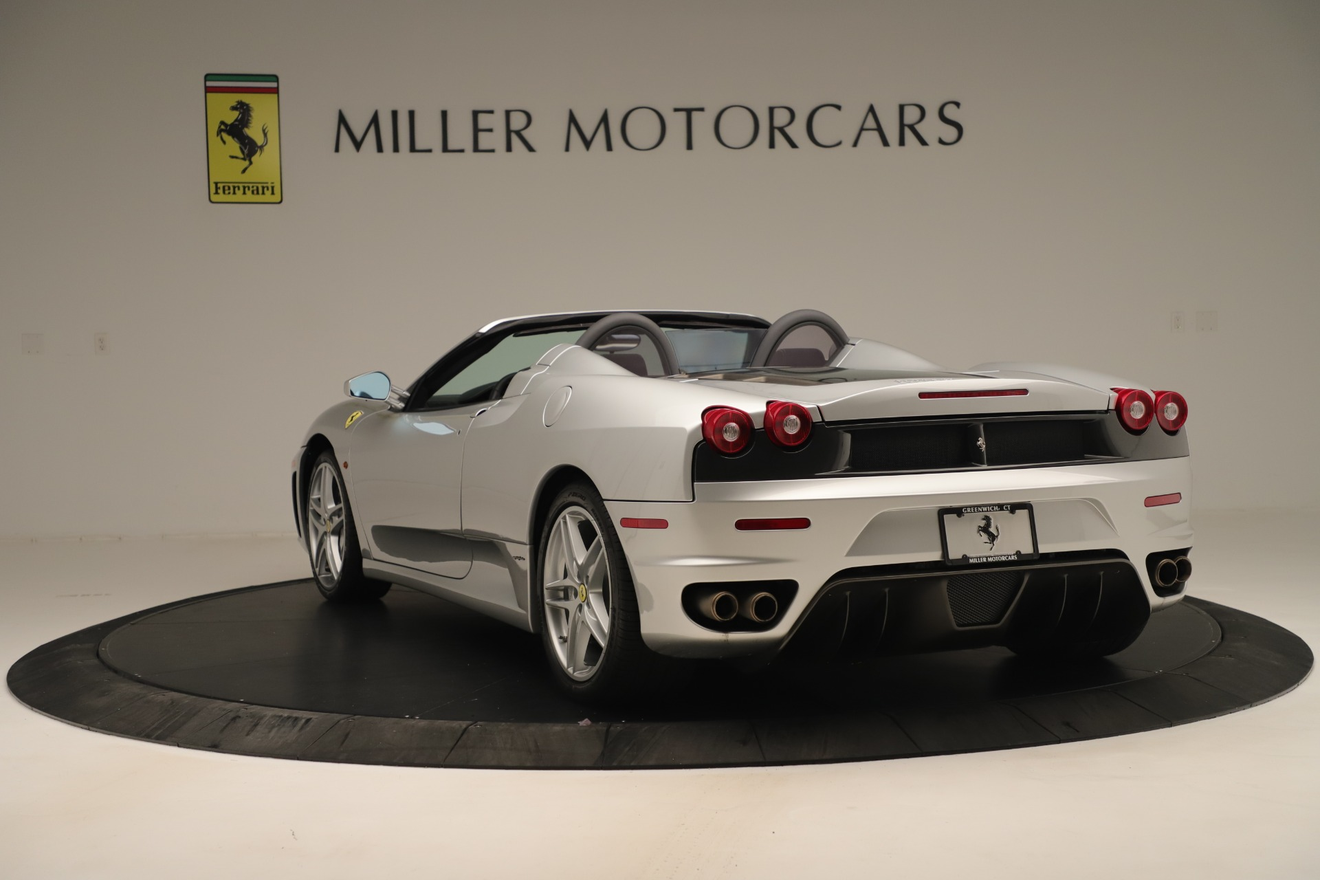 Used 2008 Ferrari F430 Spider  For Sale In Westport, CT 3391_p5